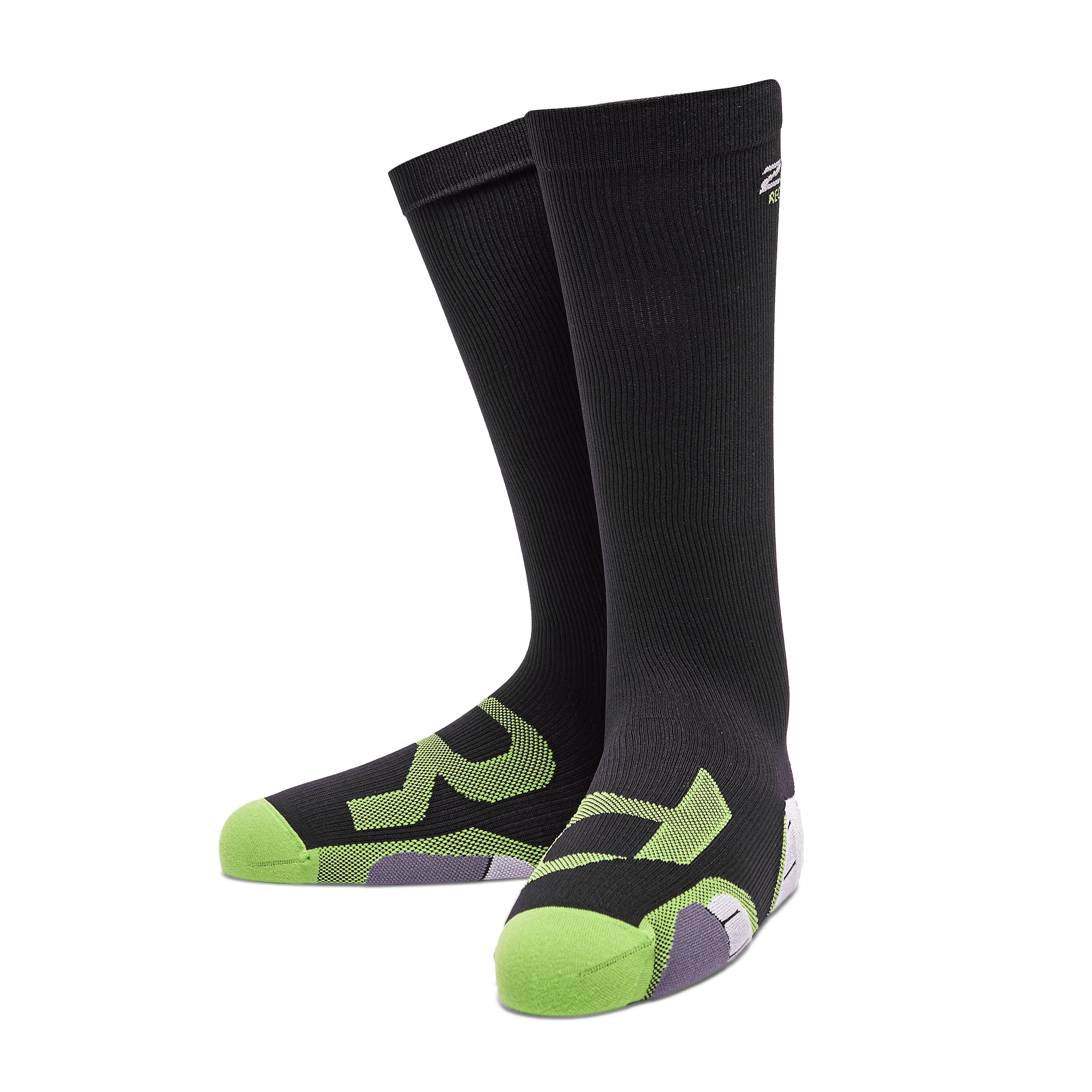 2XU 1 Pair Women's Compression Socks for Recovery