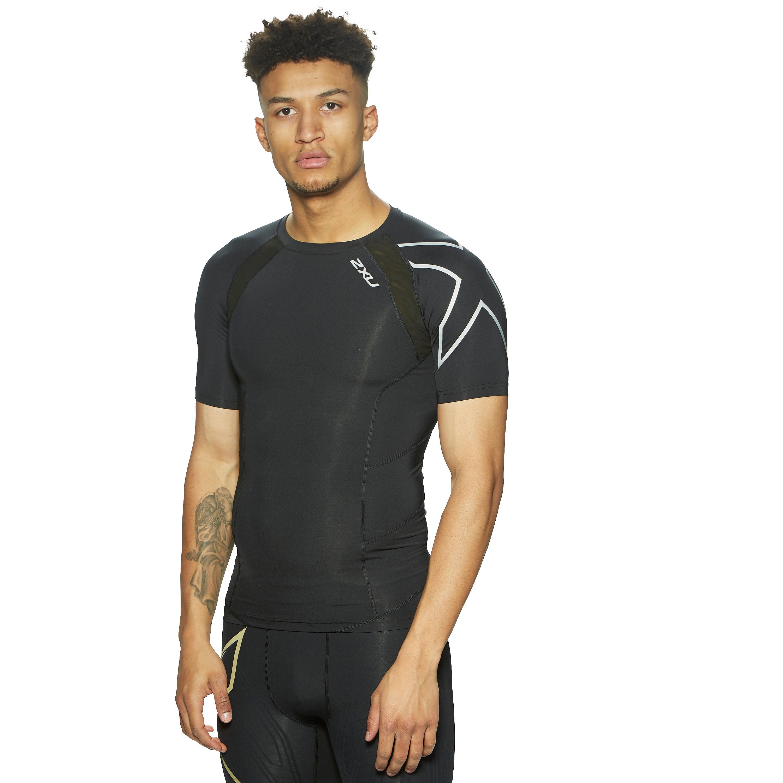 2XU Short Sleeve Men's Compression T-Shirt