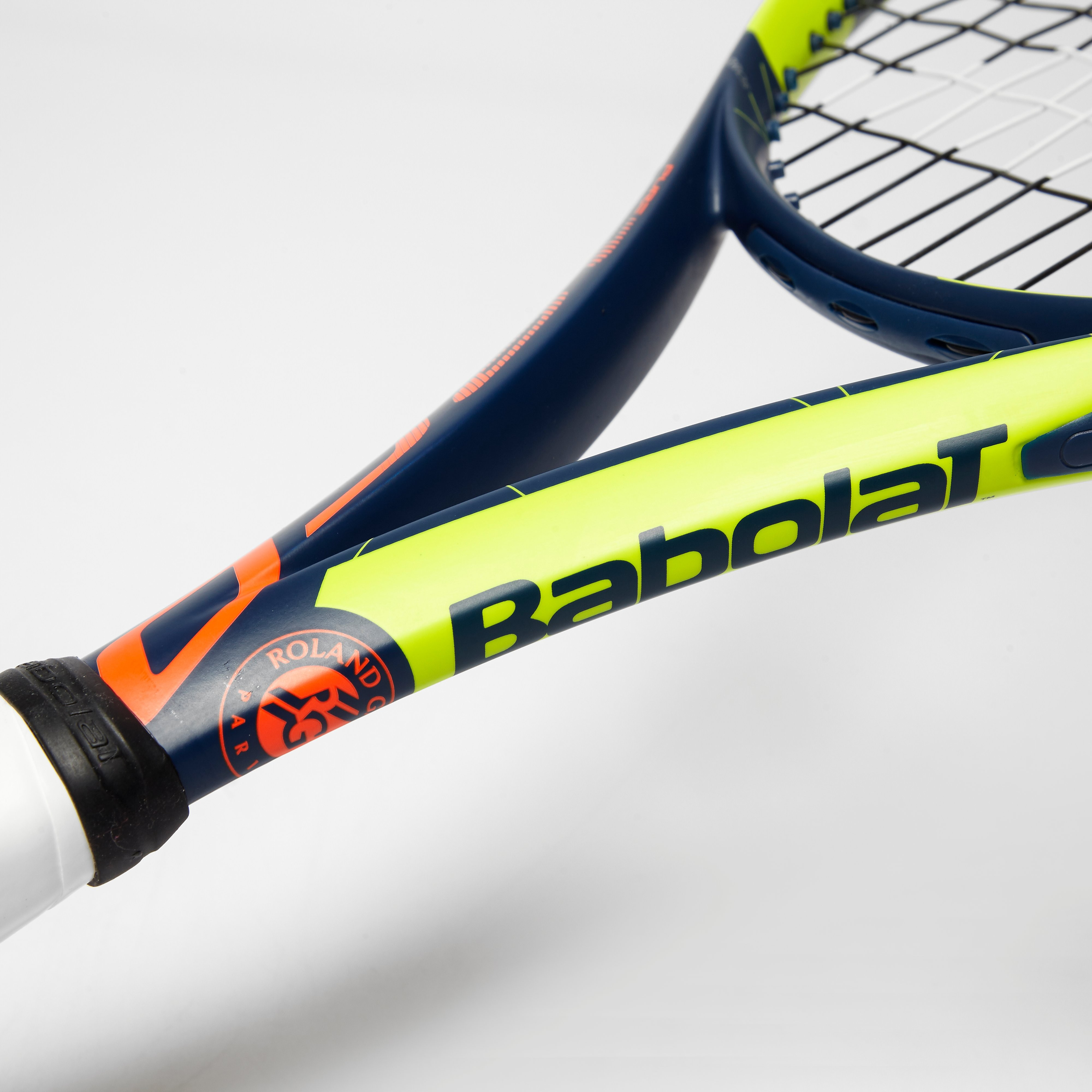 Babolat Pure Aero Junior 26 French Open Roland Garros Tennis Racket (2017)
