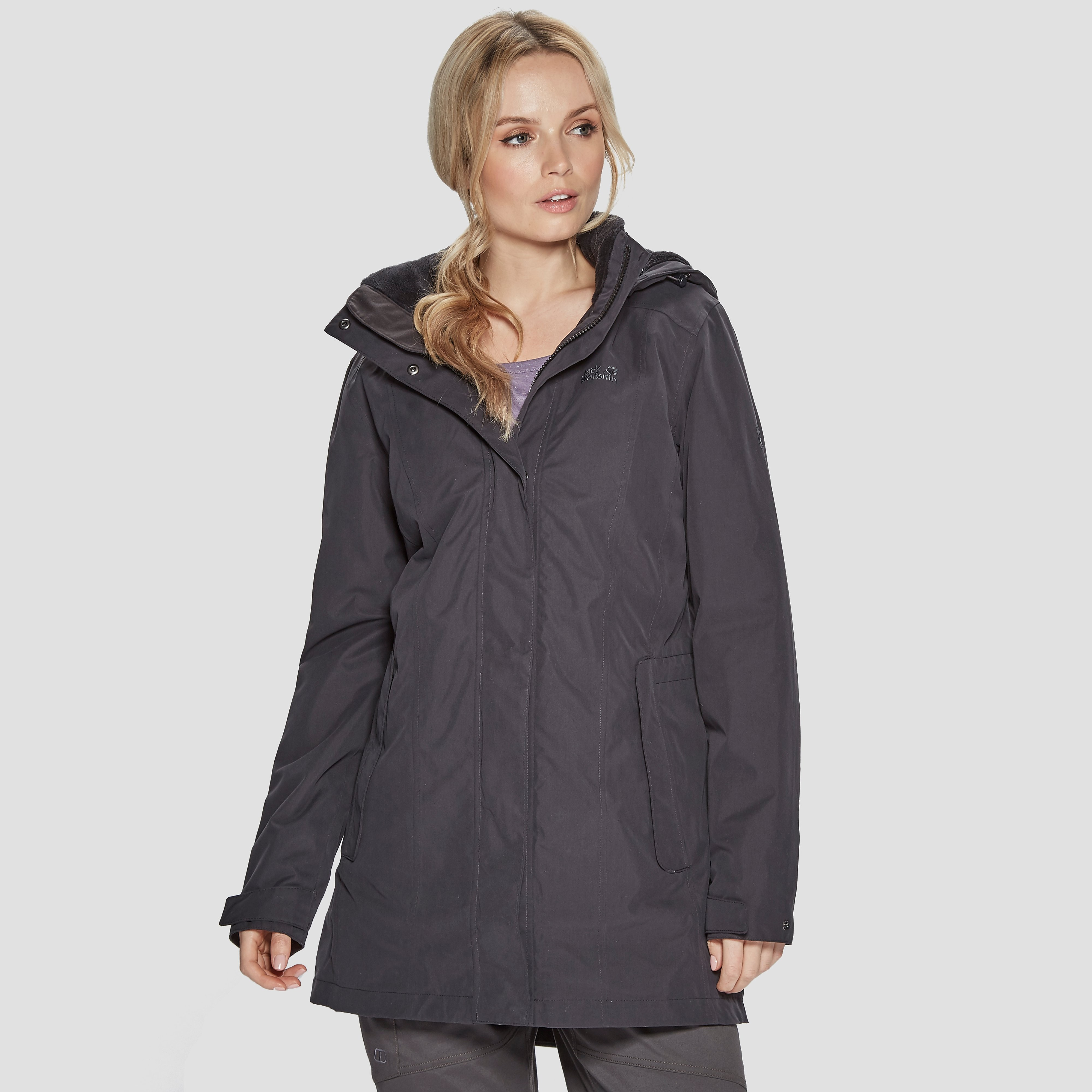 Jack Wolfskin Madison Avenue Women's Coat