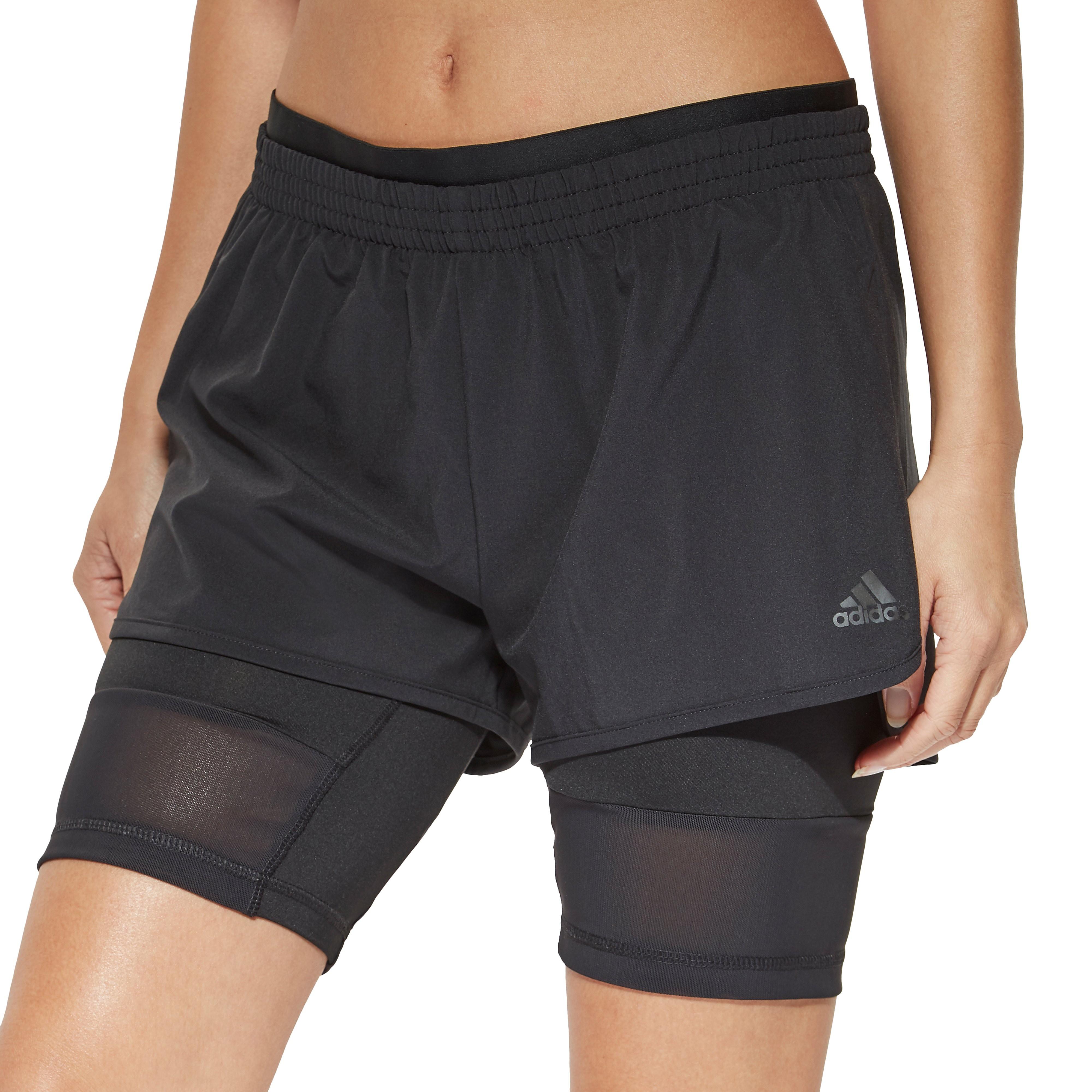 adidas 2-in-1 Long Women's Shorts