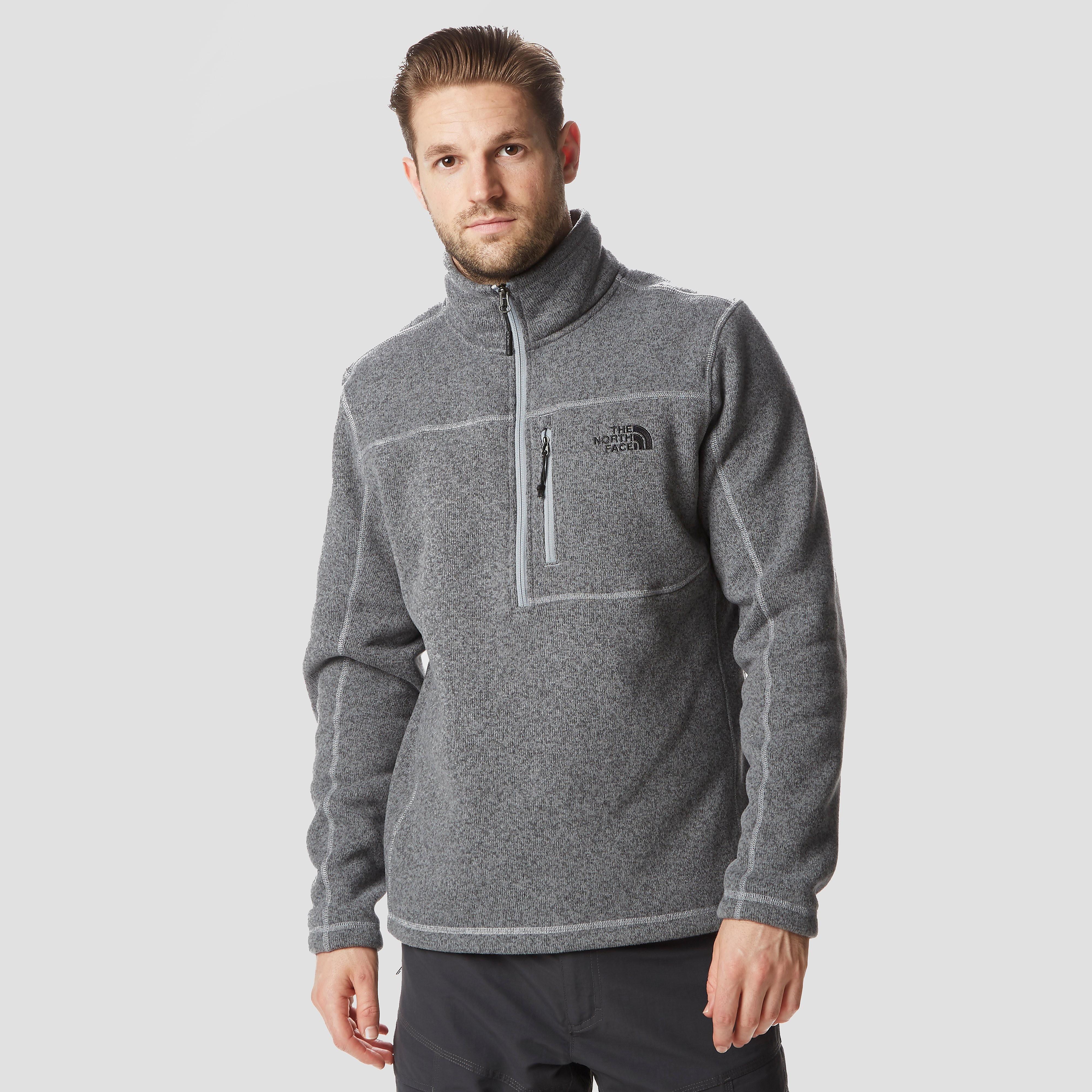 The North Face Men's Gordon Lyons Quarter Zip Fleece