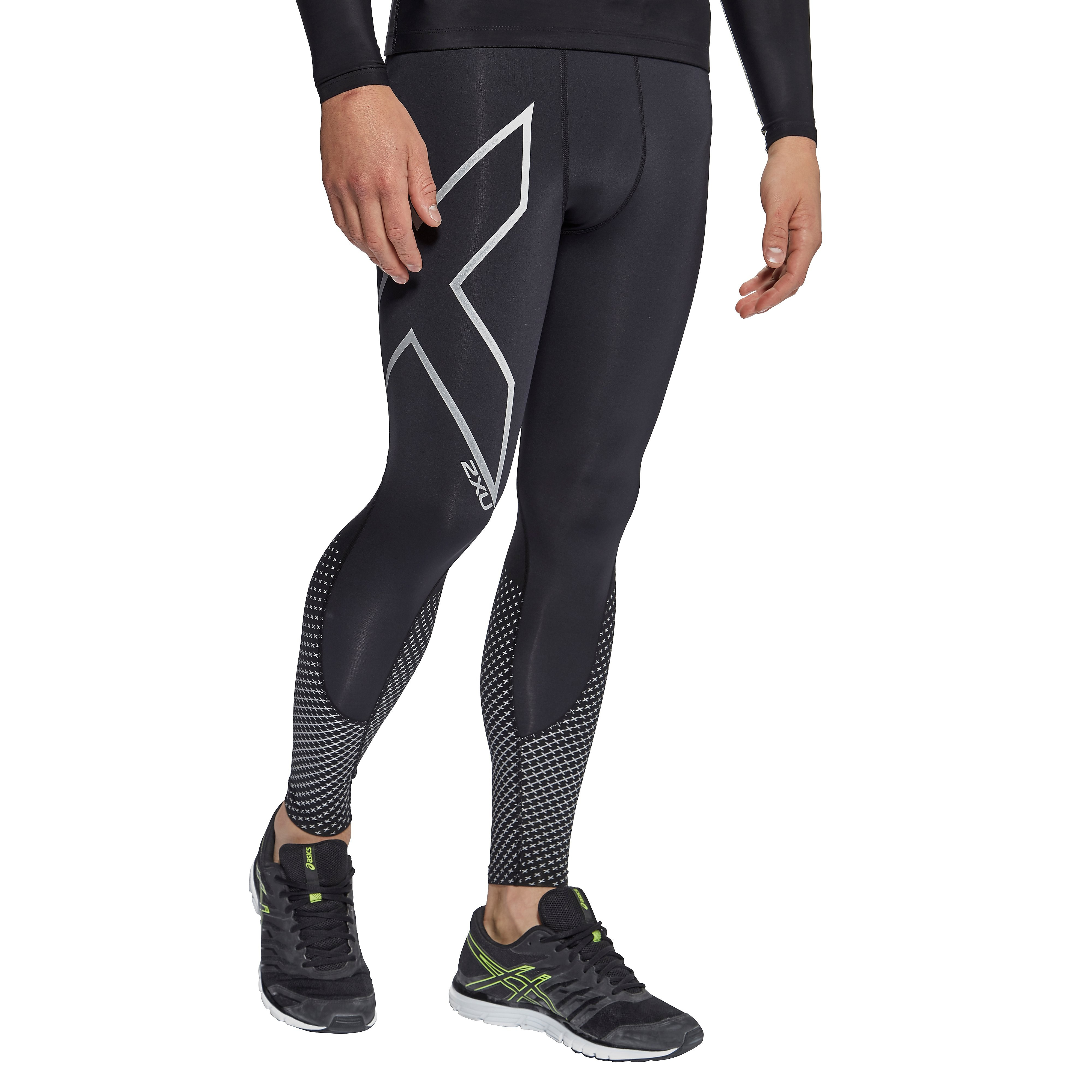 2XU Reflective Men's Compression Tights