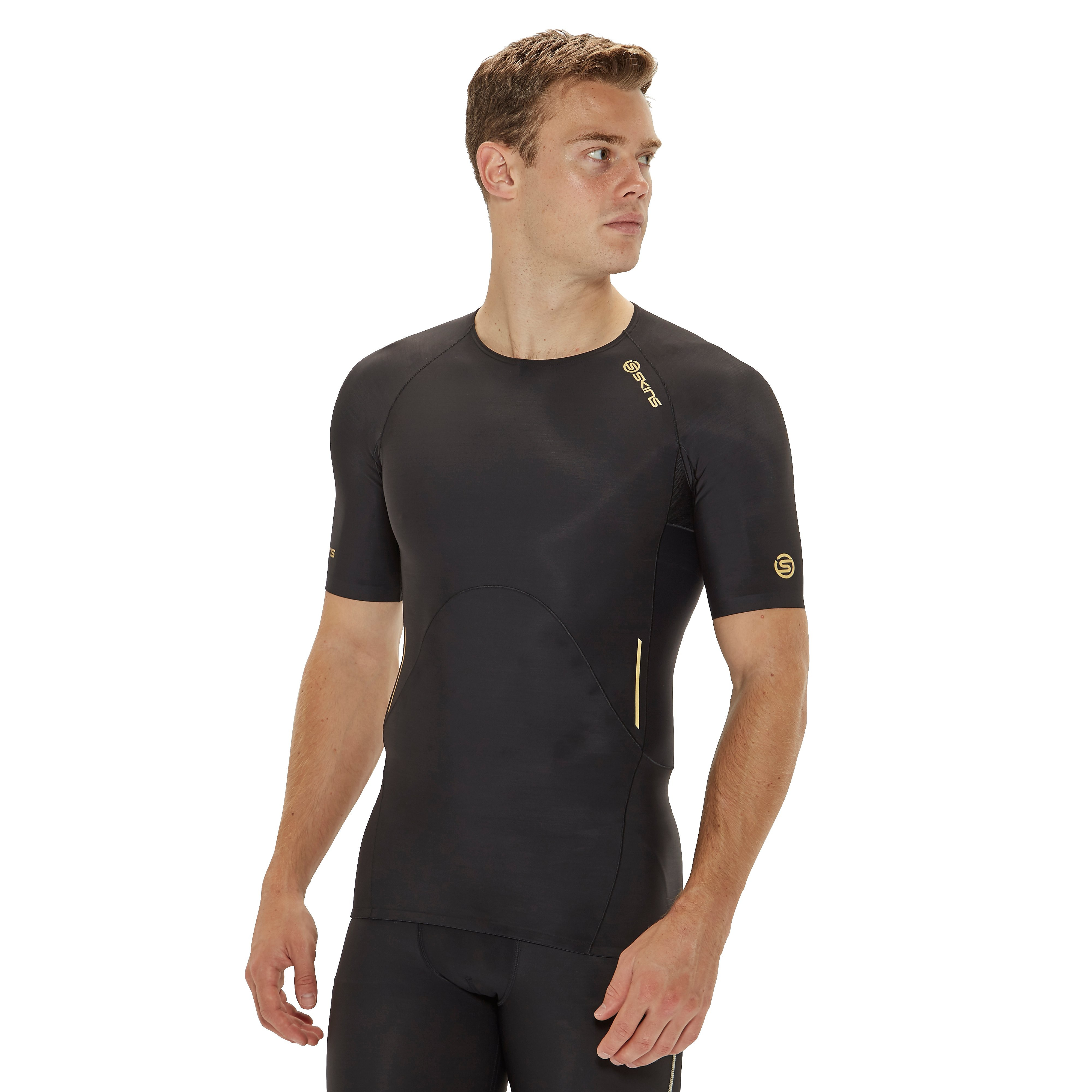 Skins A400 Men's Compression Short Sleeve Top