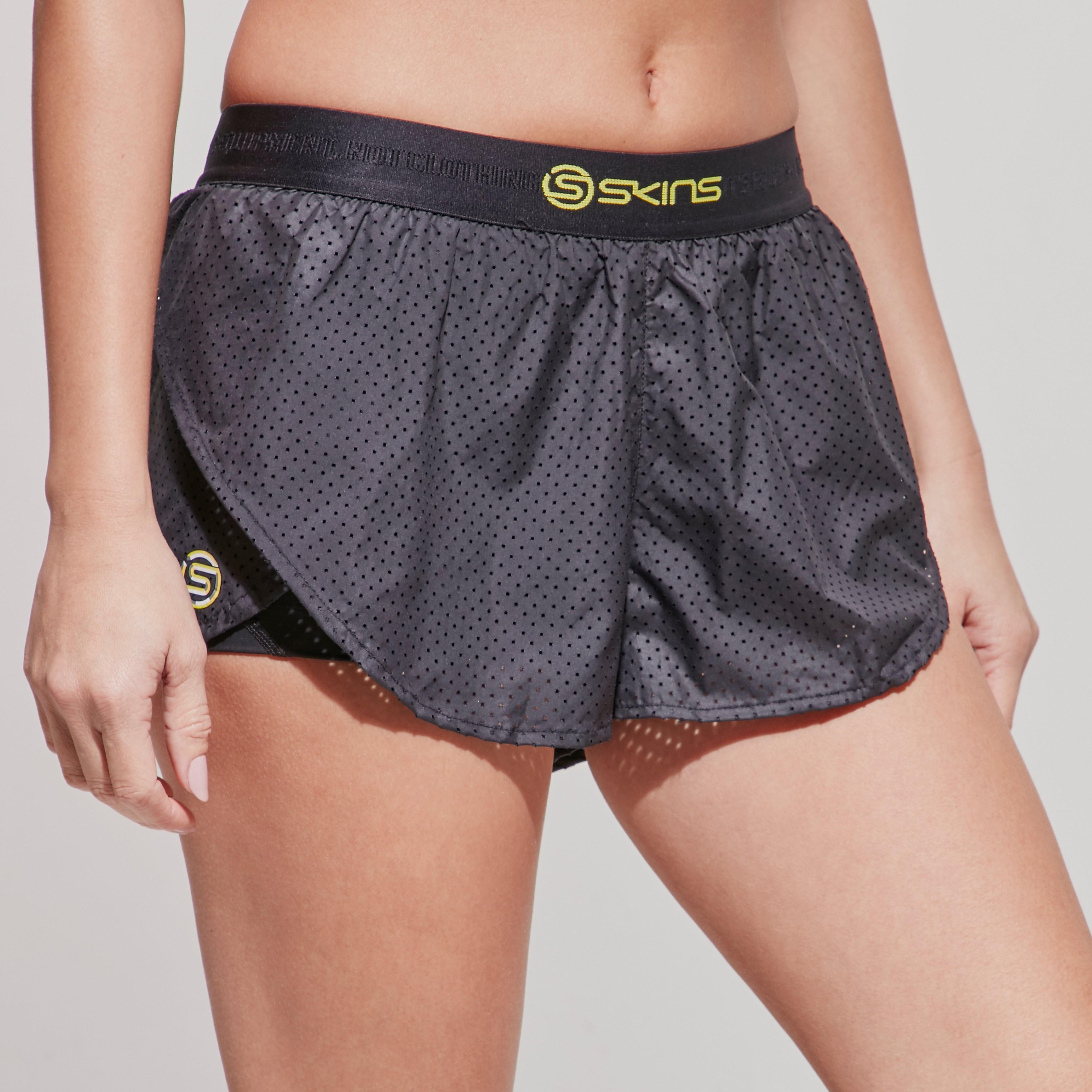 Skins Dnamic Women's Compression Superpose Shorts