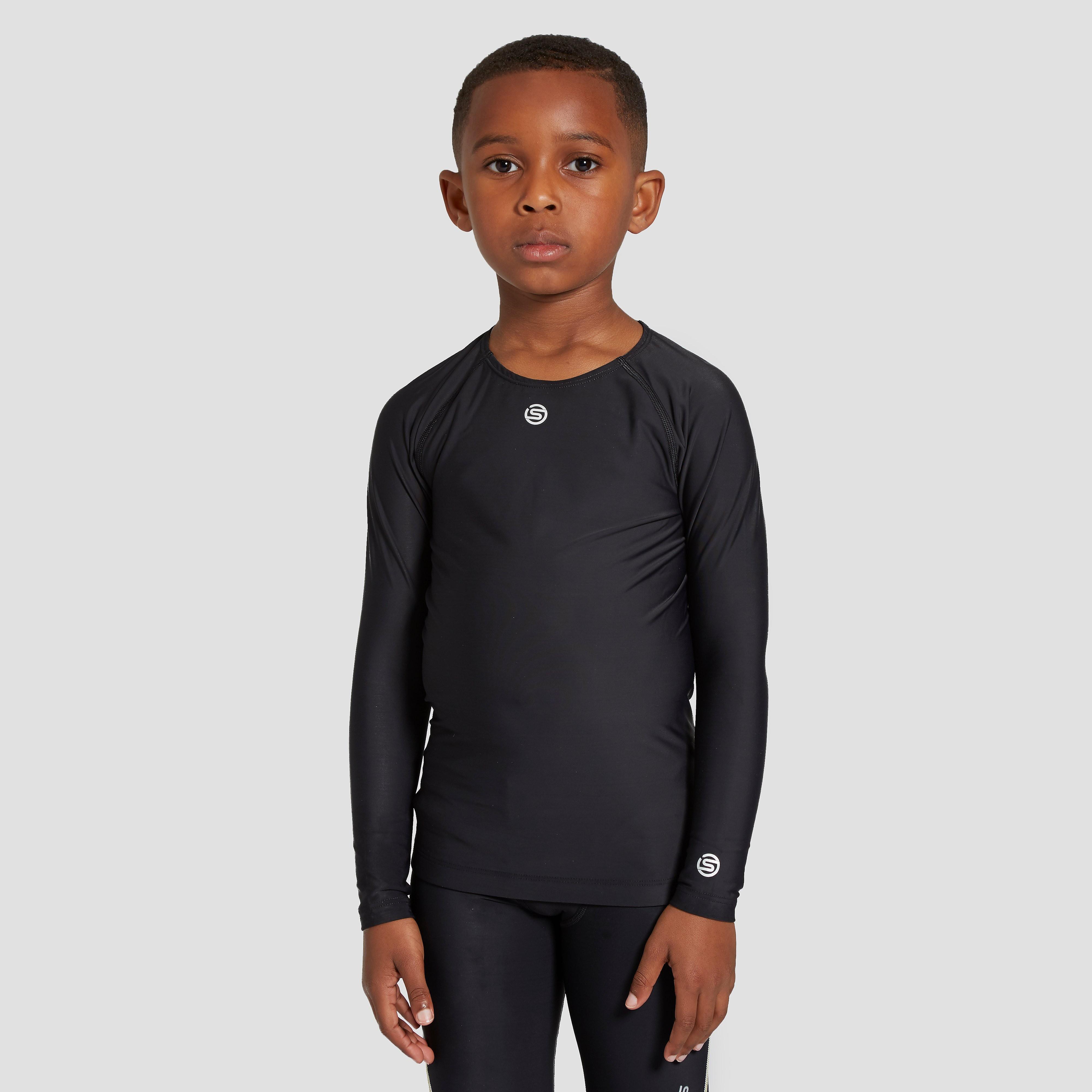 Skins DNAmic Junior Team Long Sleeve Top