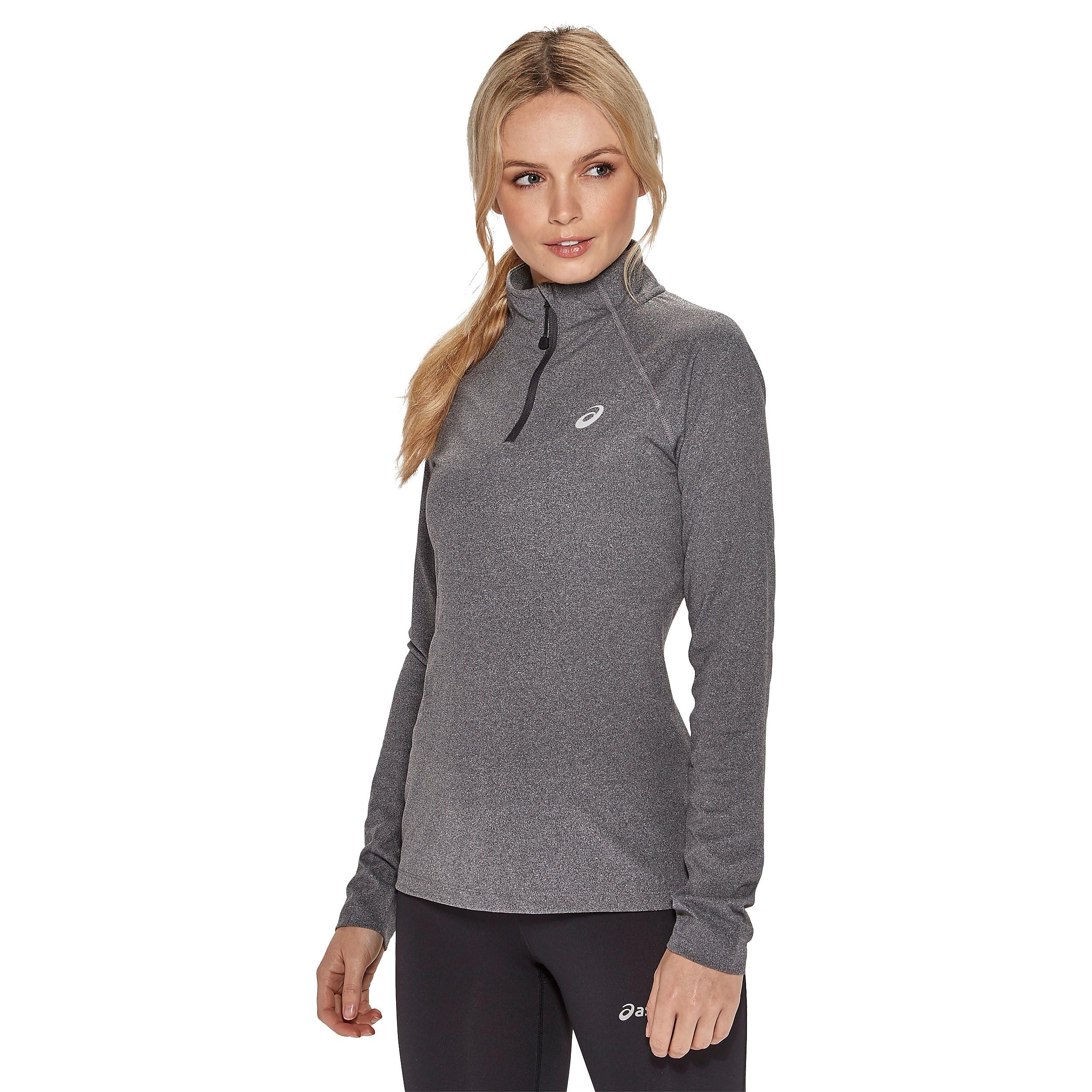ASICS Long Sleeve 1/2 Zip Women's Jersey
