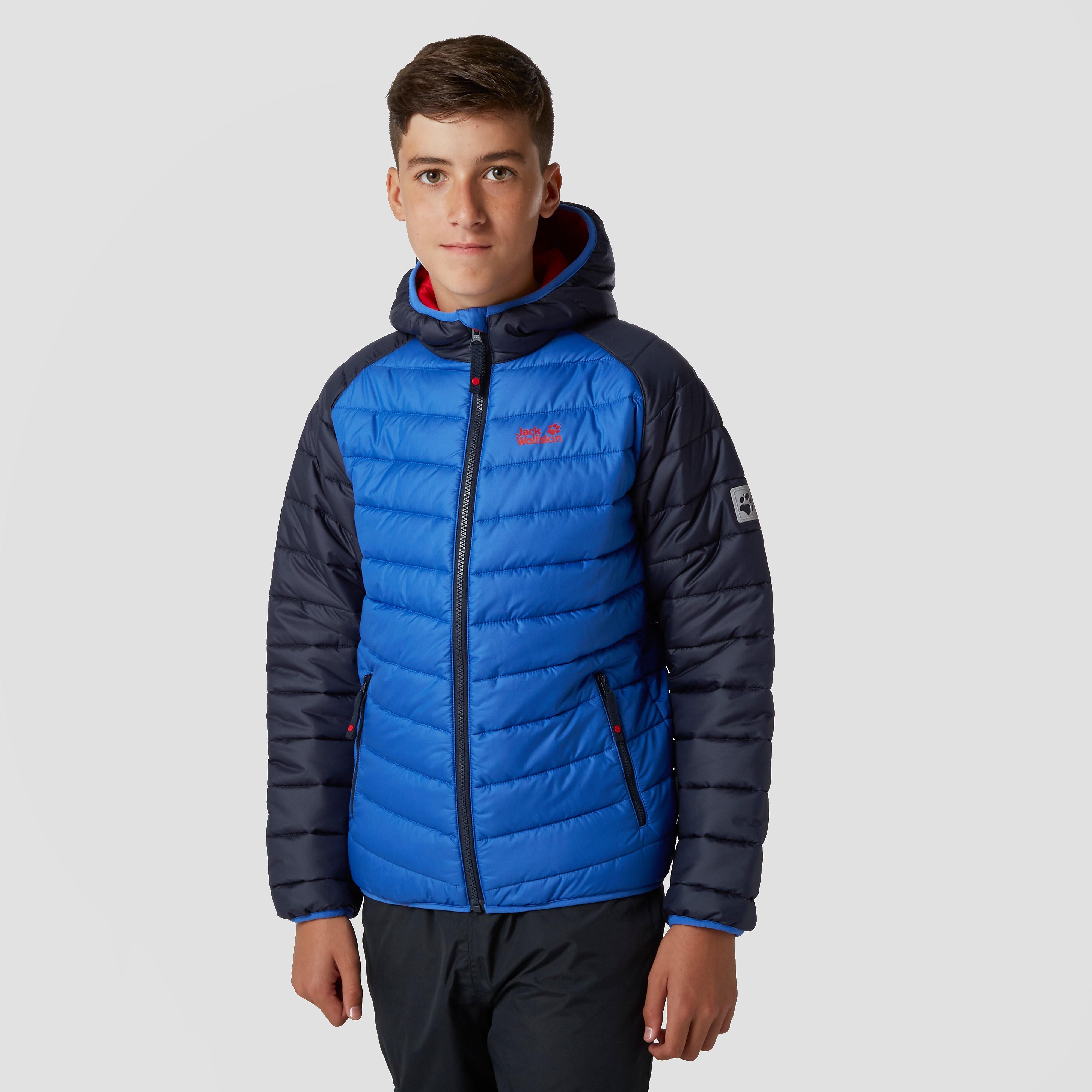 Jack Wolfskin Boys' Zenon Insulated Jacket