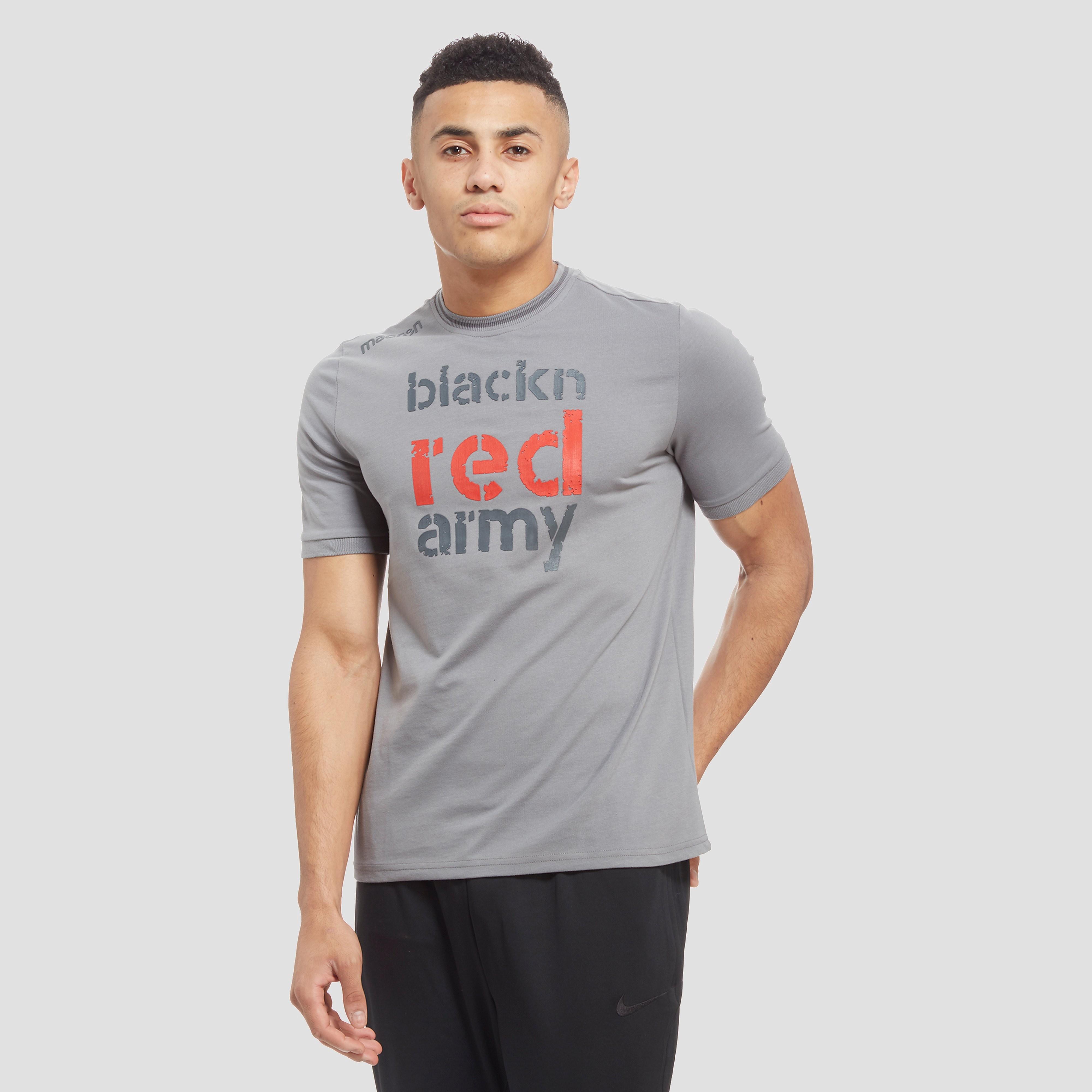 Macron Edinburgh Freetime Rugby T-Shirt