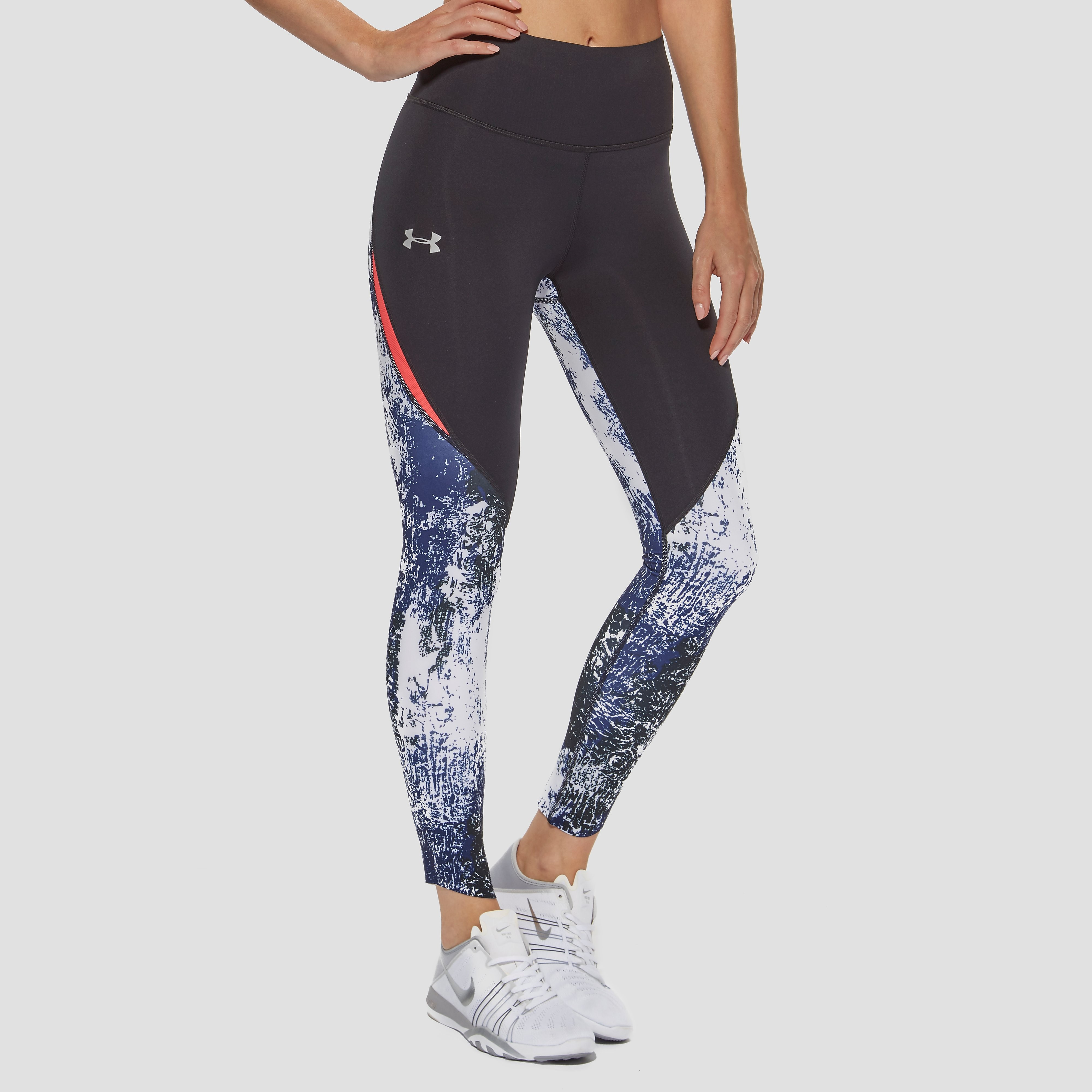 Under Armour HeatGear Run True Women's Printed Cropped Leggings