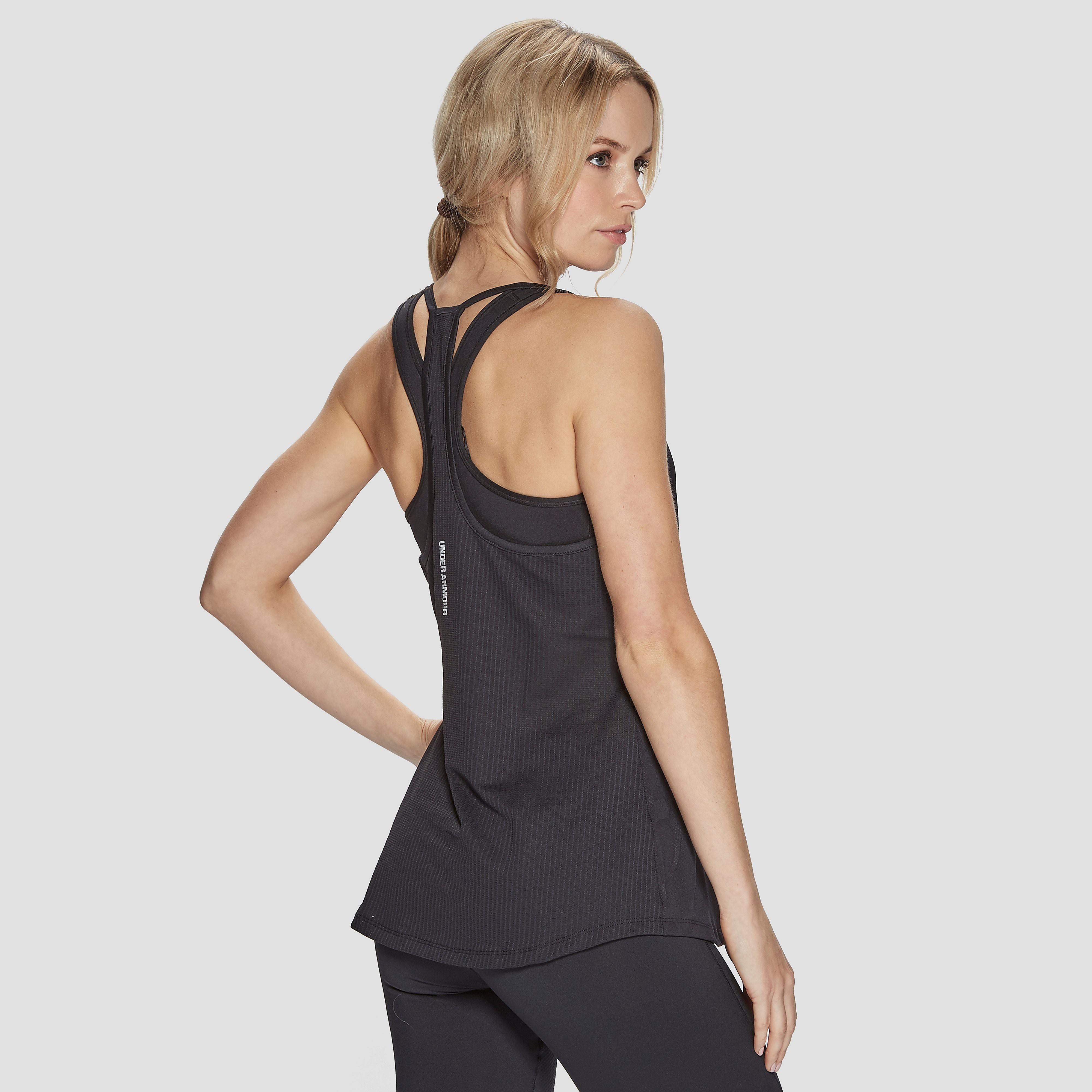Under Armour Fly-By Embossed Racer Women's Tank Top
