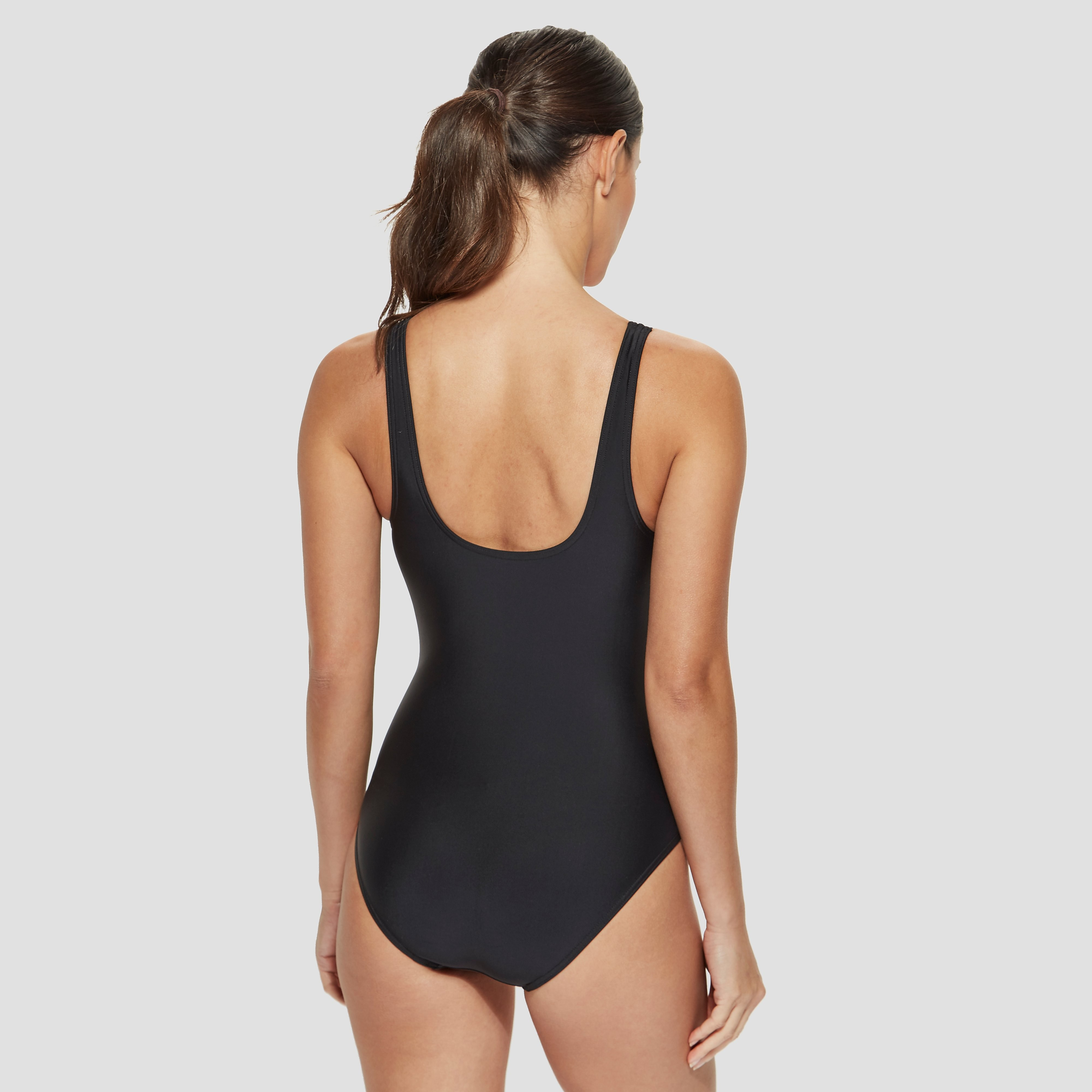 Zoggs Renaissance Piped Scoopback Swimsuit