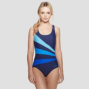 c3b27dc04f Zoggs Craftwork Sandon Scoopback Women's Swimsuit ...