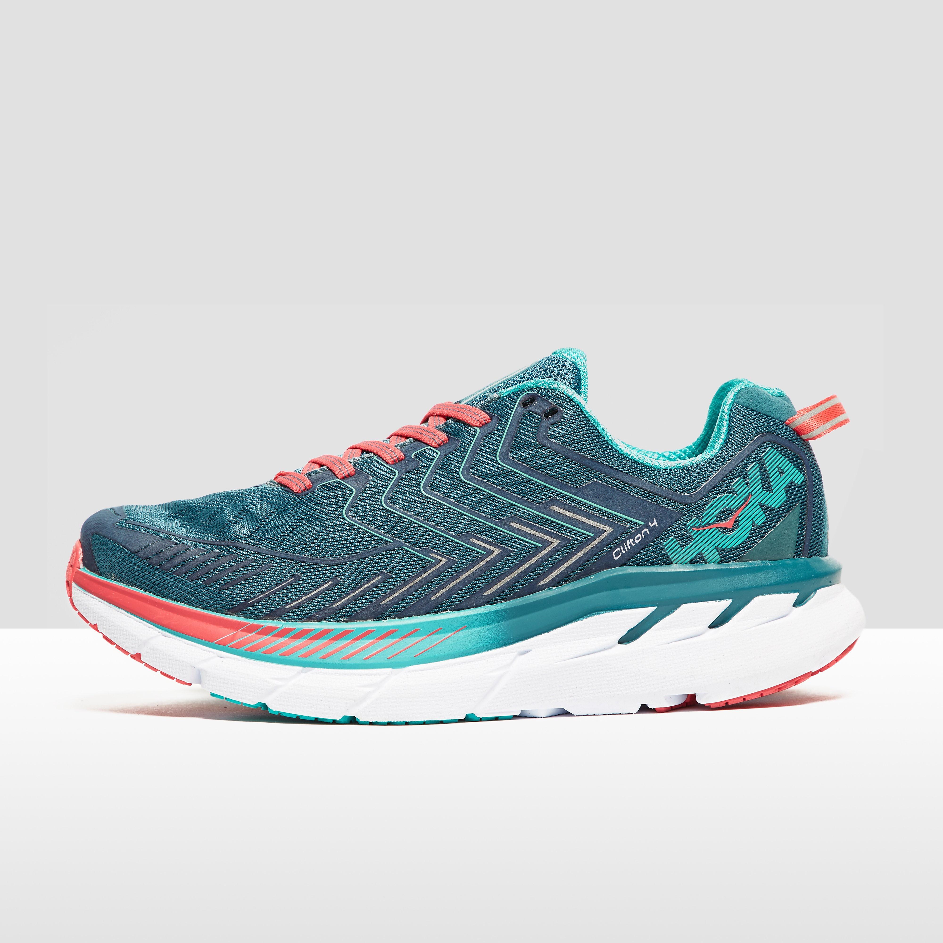 Hoka One One Women's Clifton 4 Running Shoes