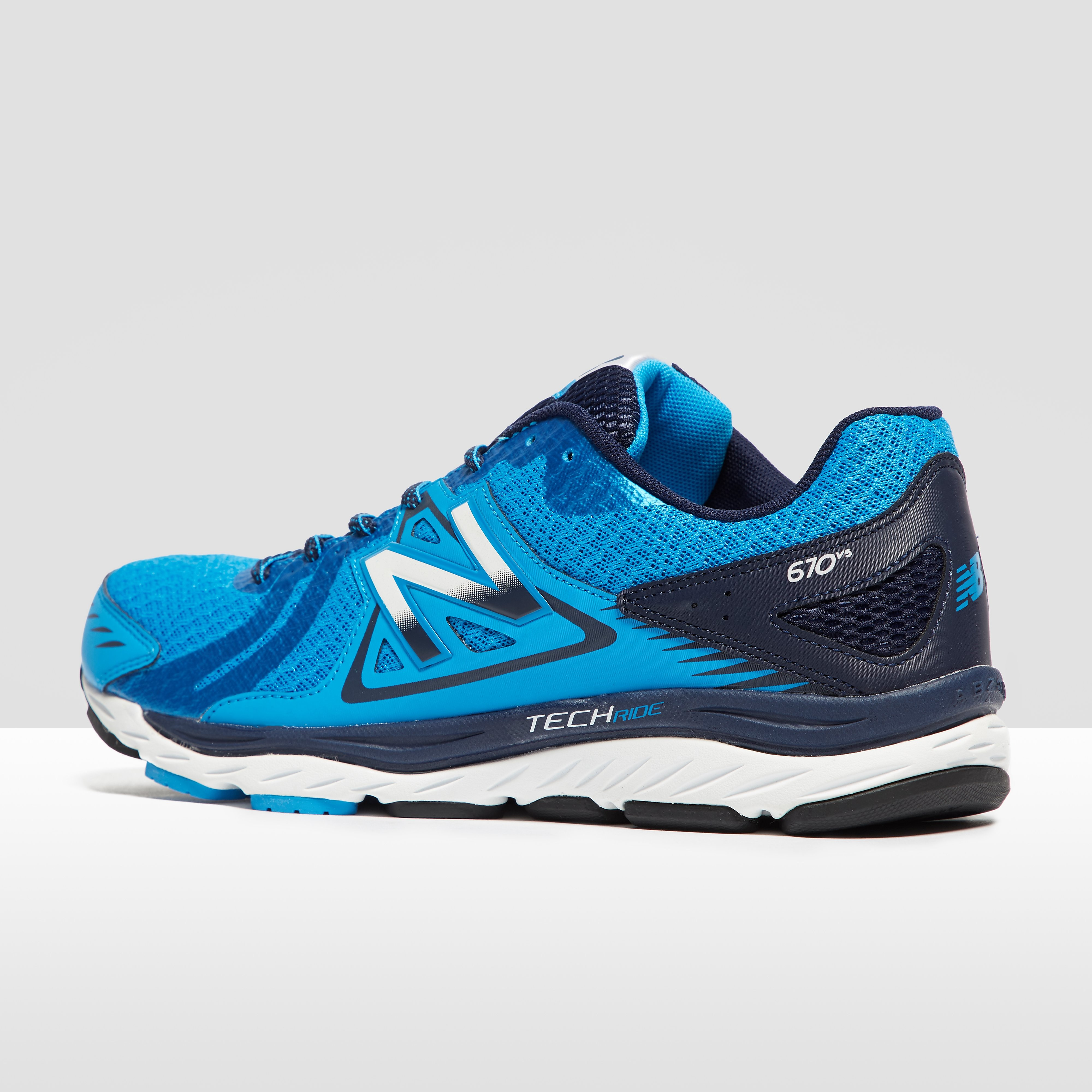 New Balance M670V5 Men's RUNNING SHOES