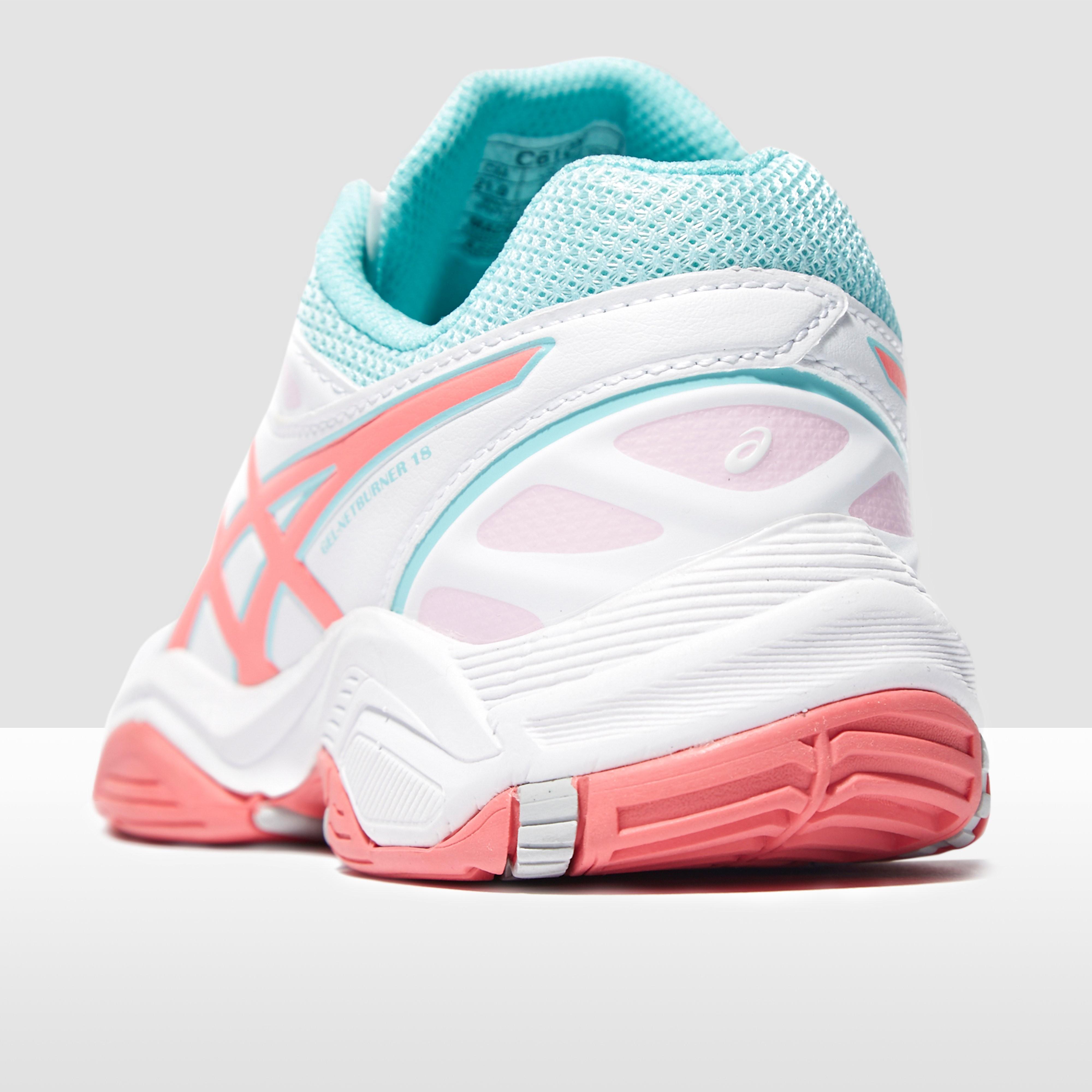ASICS GEL- Netburner Grade School Junior Netball Shoes