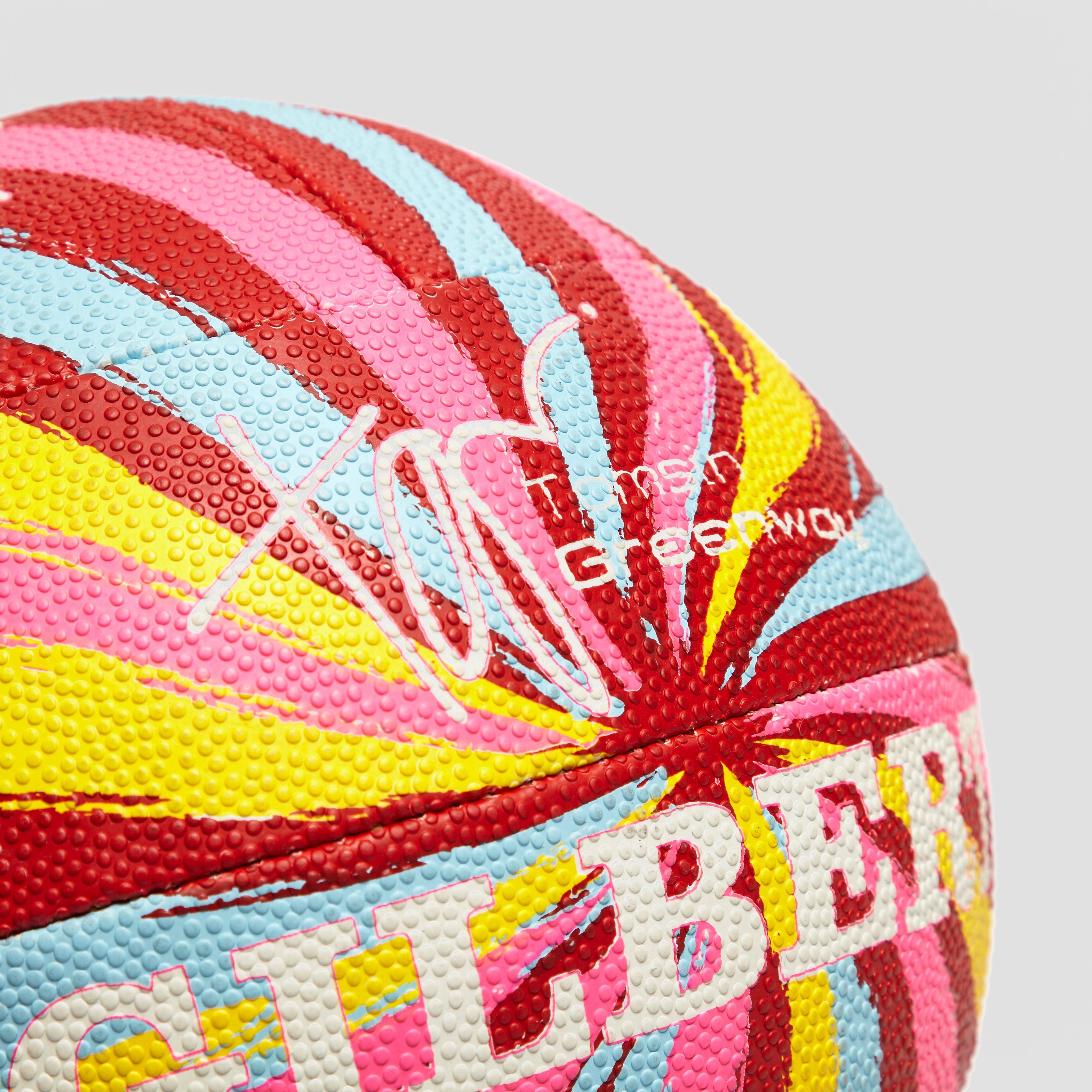 Gilbert Signature Tasmin Greenway Netball