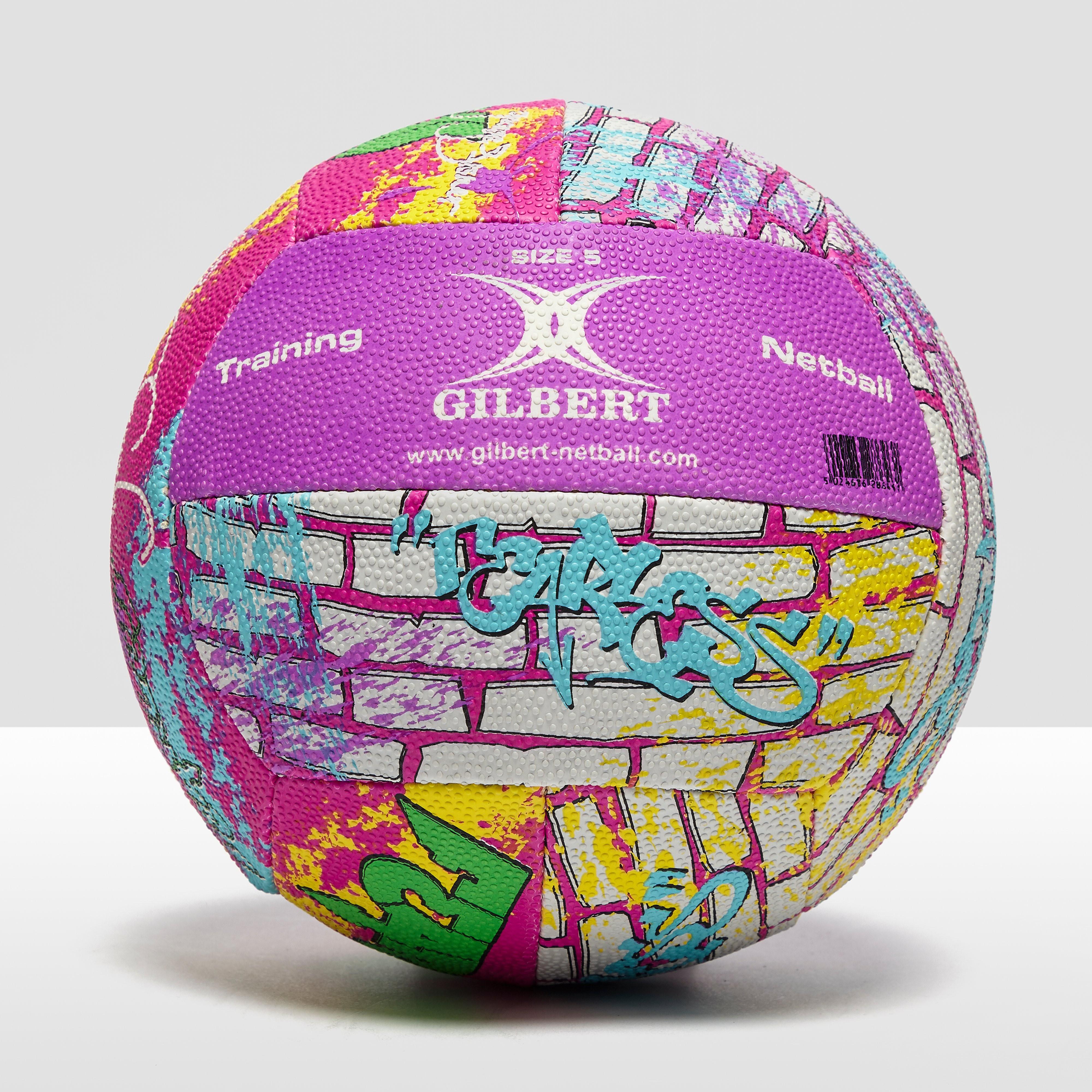 Gilbert Signature George Fisher Netball