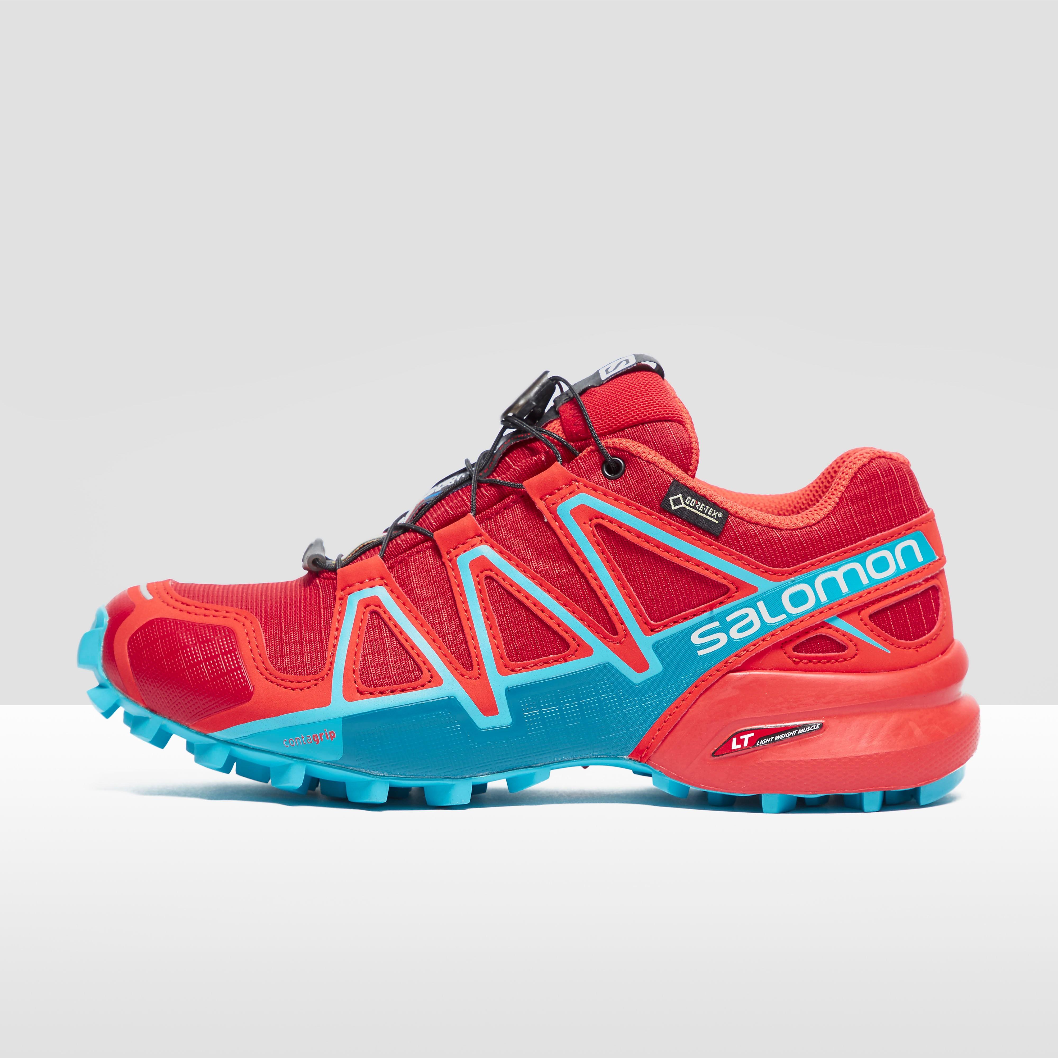 Salomon Speedcross 4 GTX Women's Trail Running Shoes