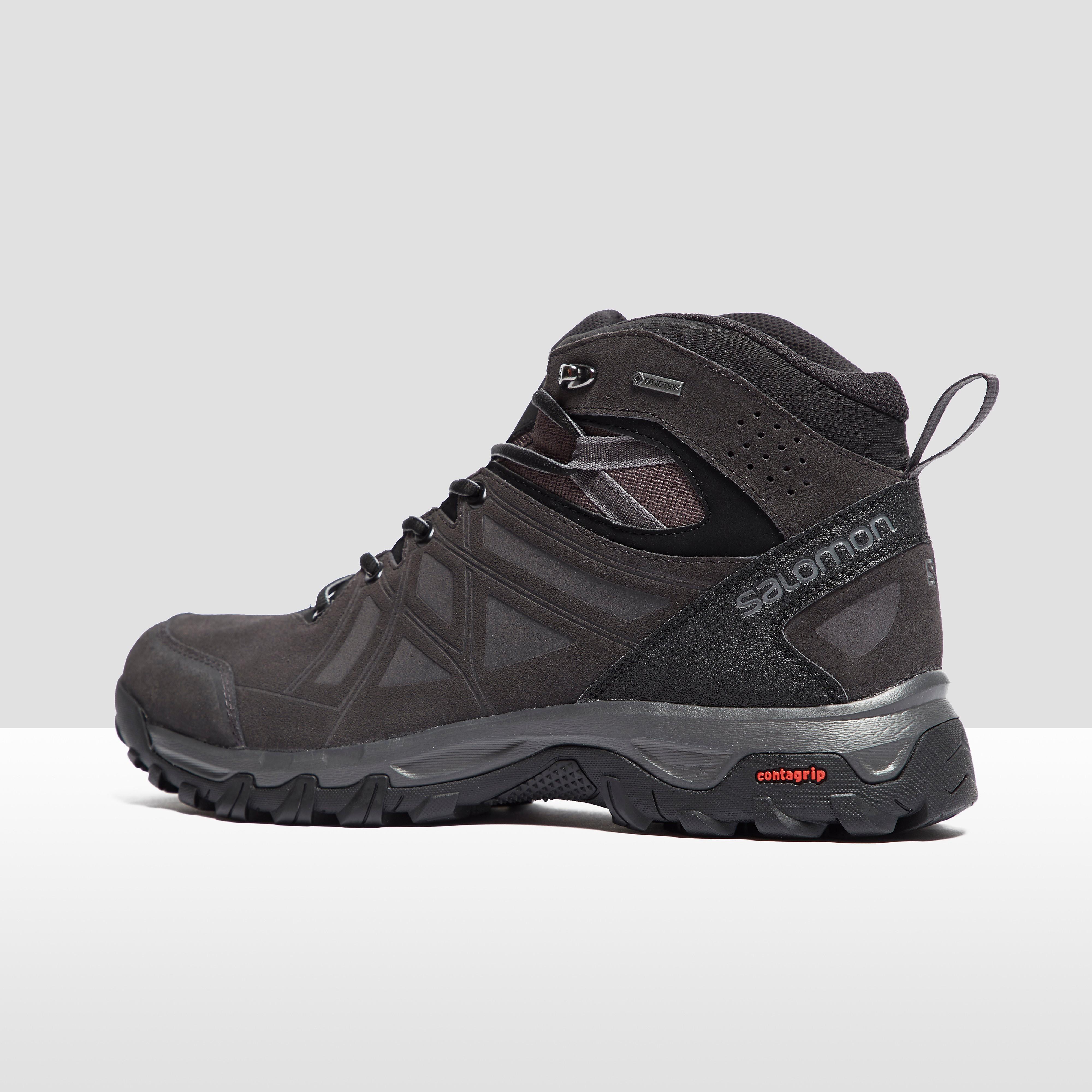 Salomon Evasion 2 Mid Leather GTX Men's Hiking Boots