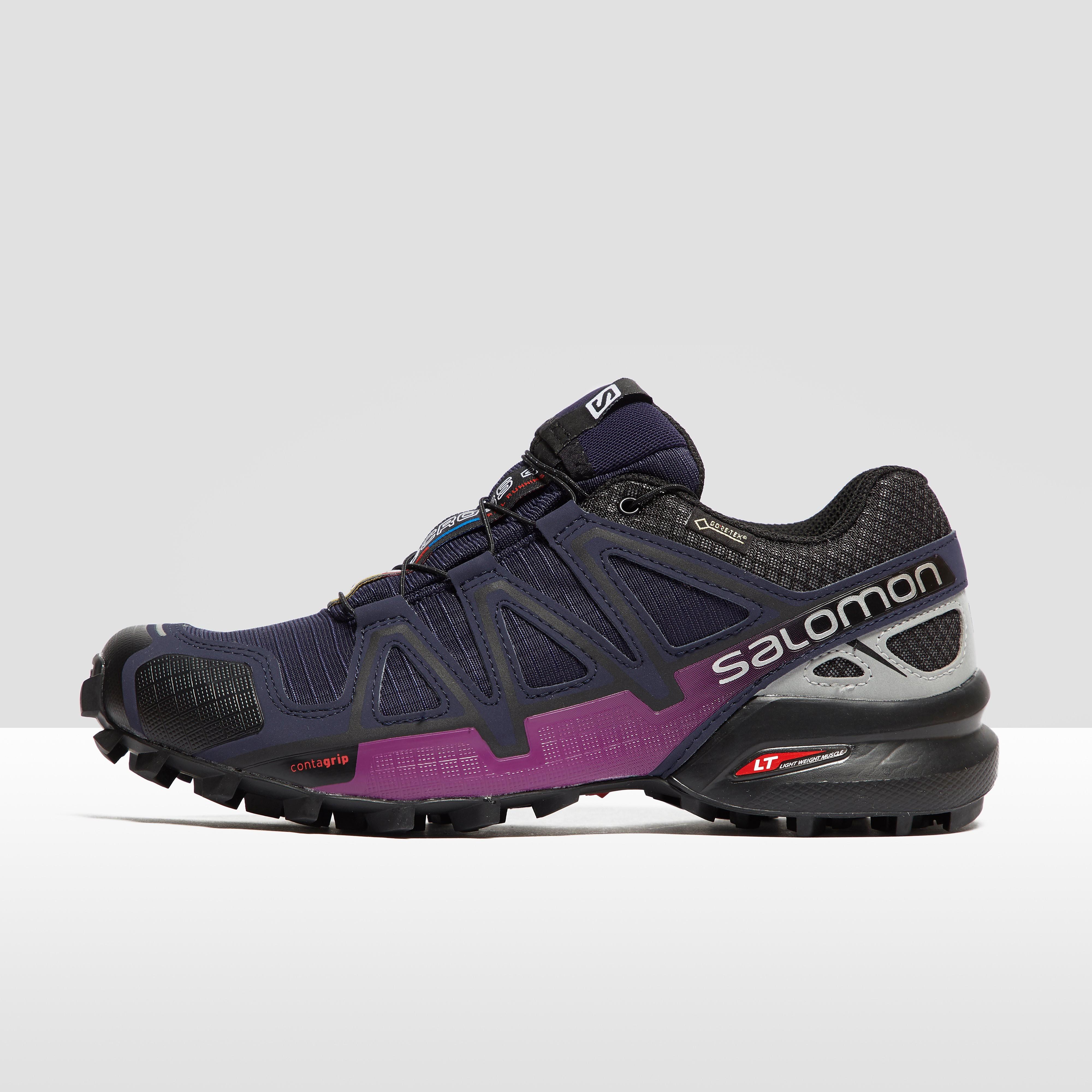 Salomon SPEEDCROSS 4 NOCTURNE GTX Women's Running Shoes
