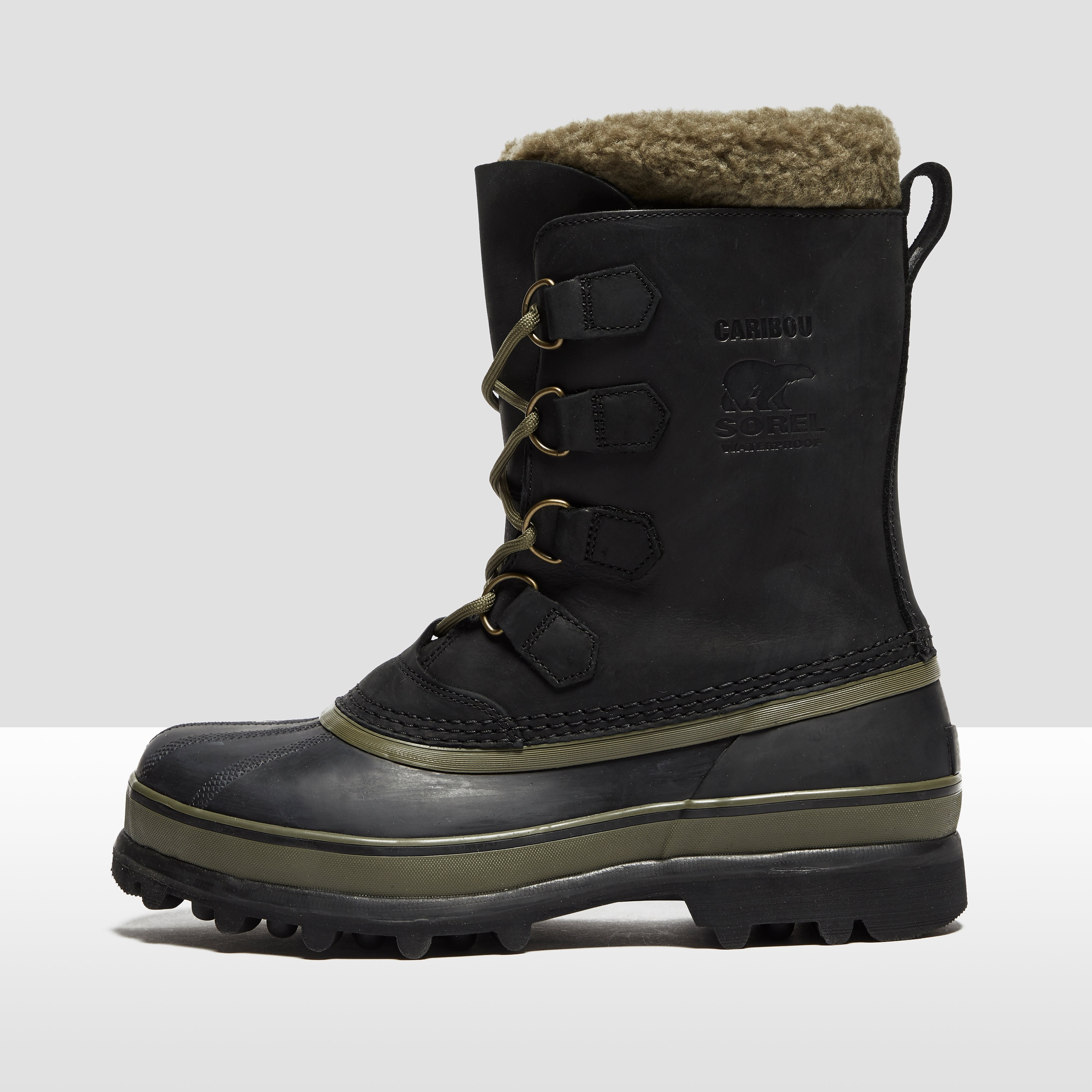 Sorel Caribou WL Men's Leather Waterproof Boots