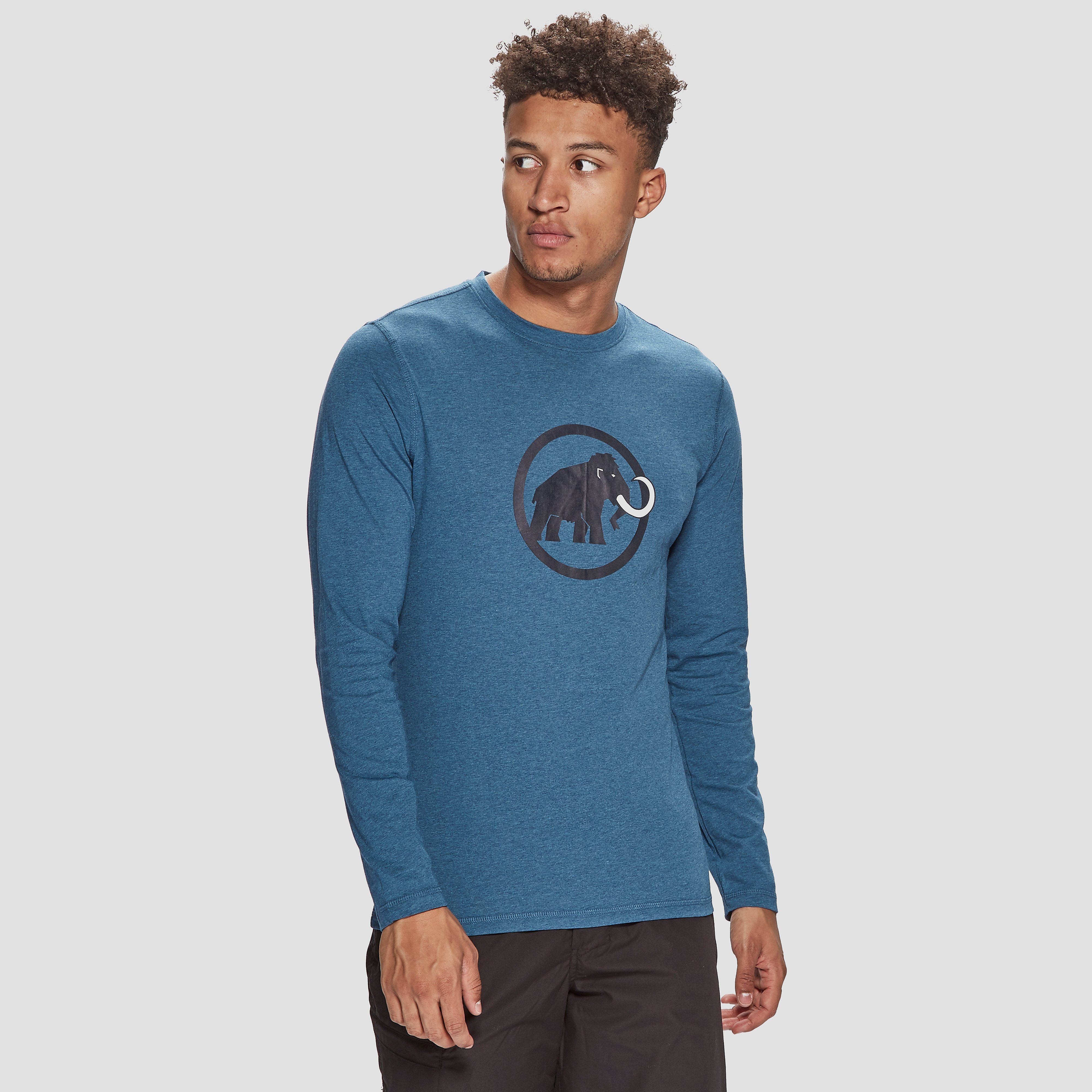Mammut Men's Logo Long Sleeve Top