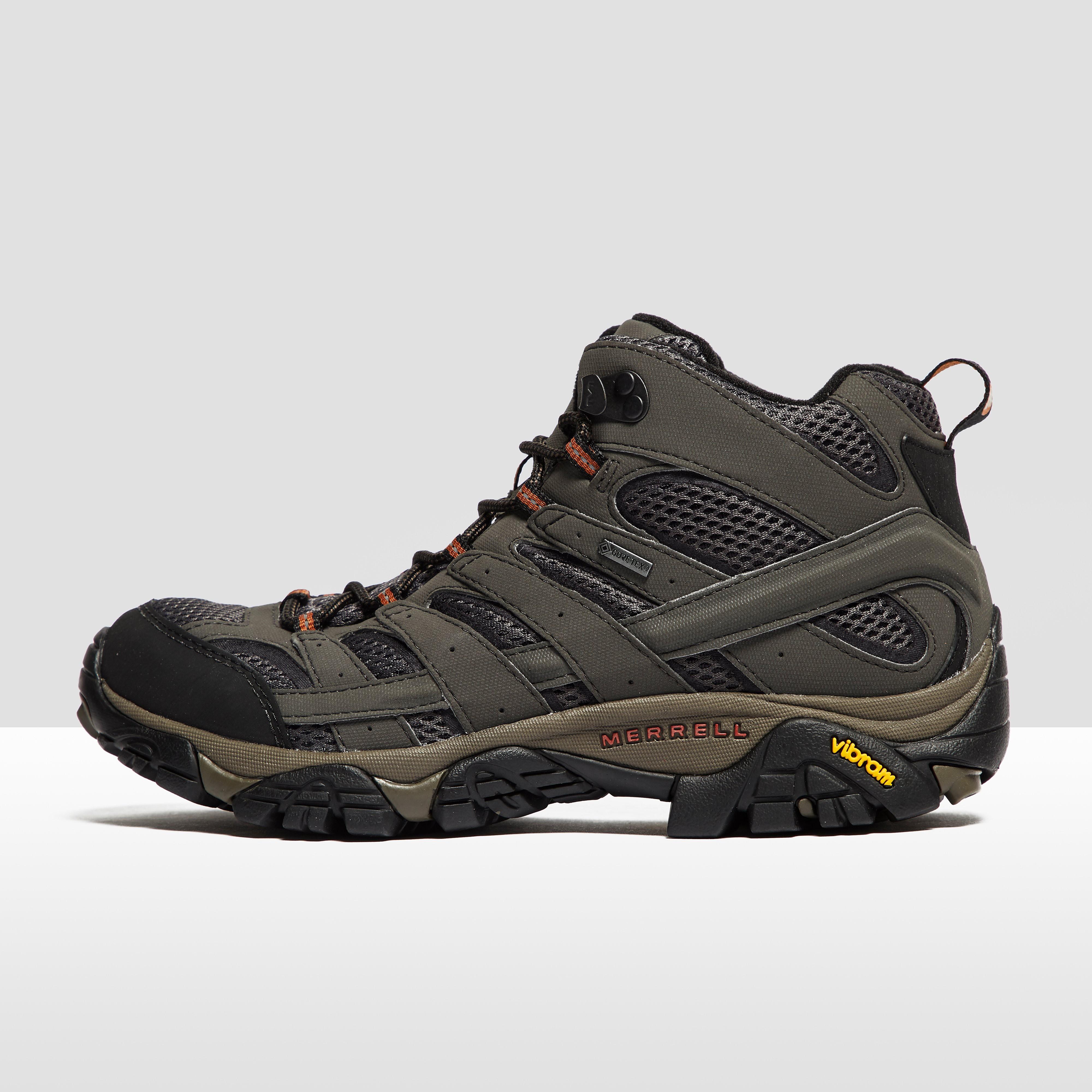 Merrell MOAB 2 MID GORE-TEX Men's Hiking Boots