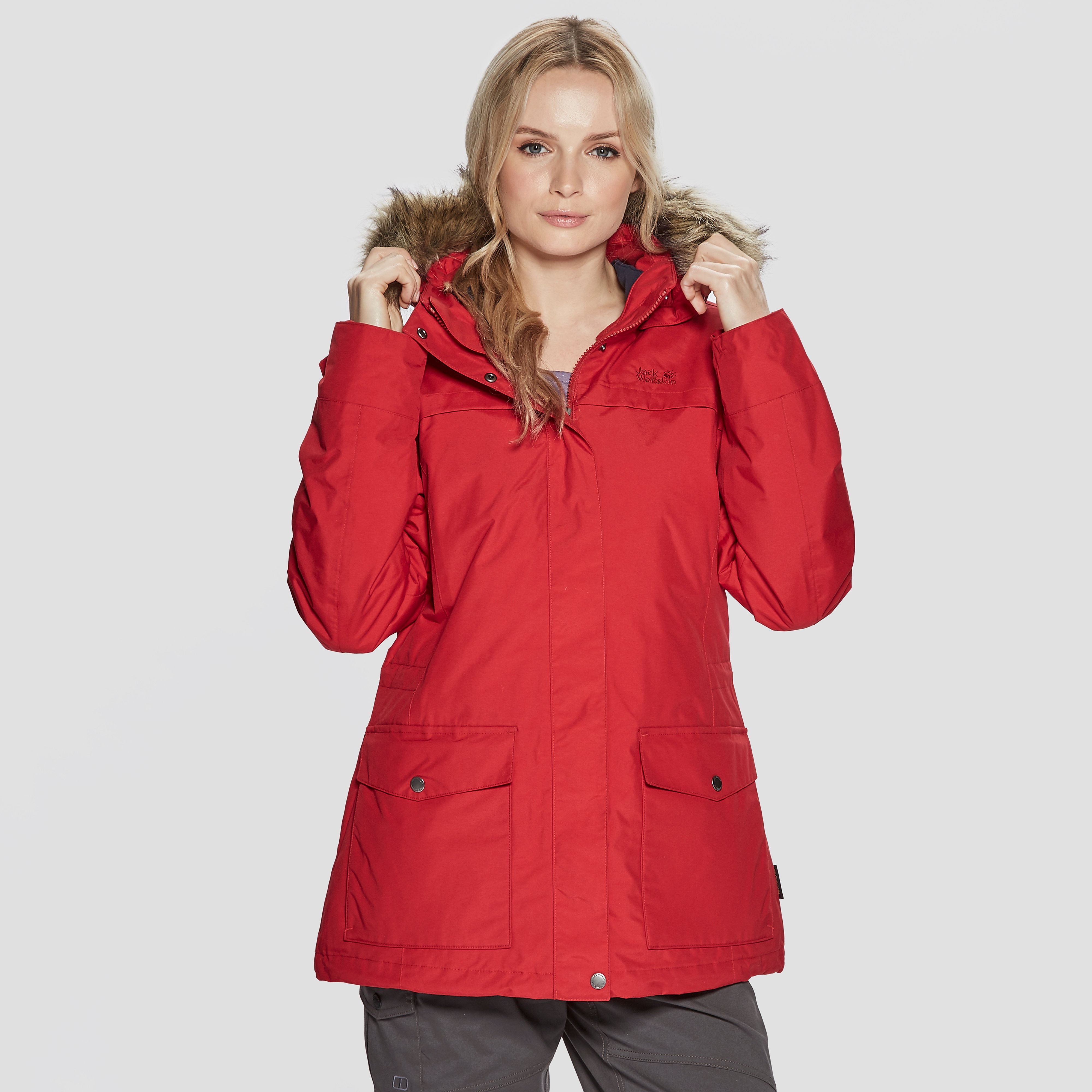 Jack Wolfskin Rocky Shore 3 in 1 Women's Parka
