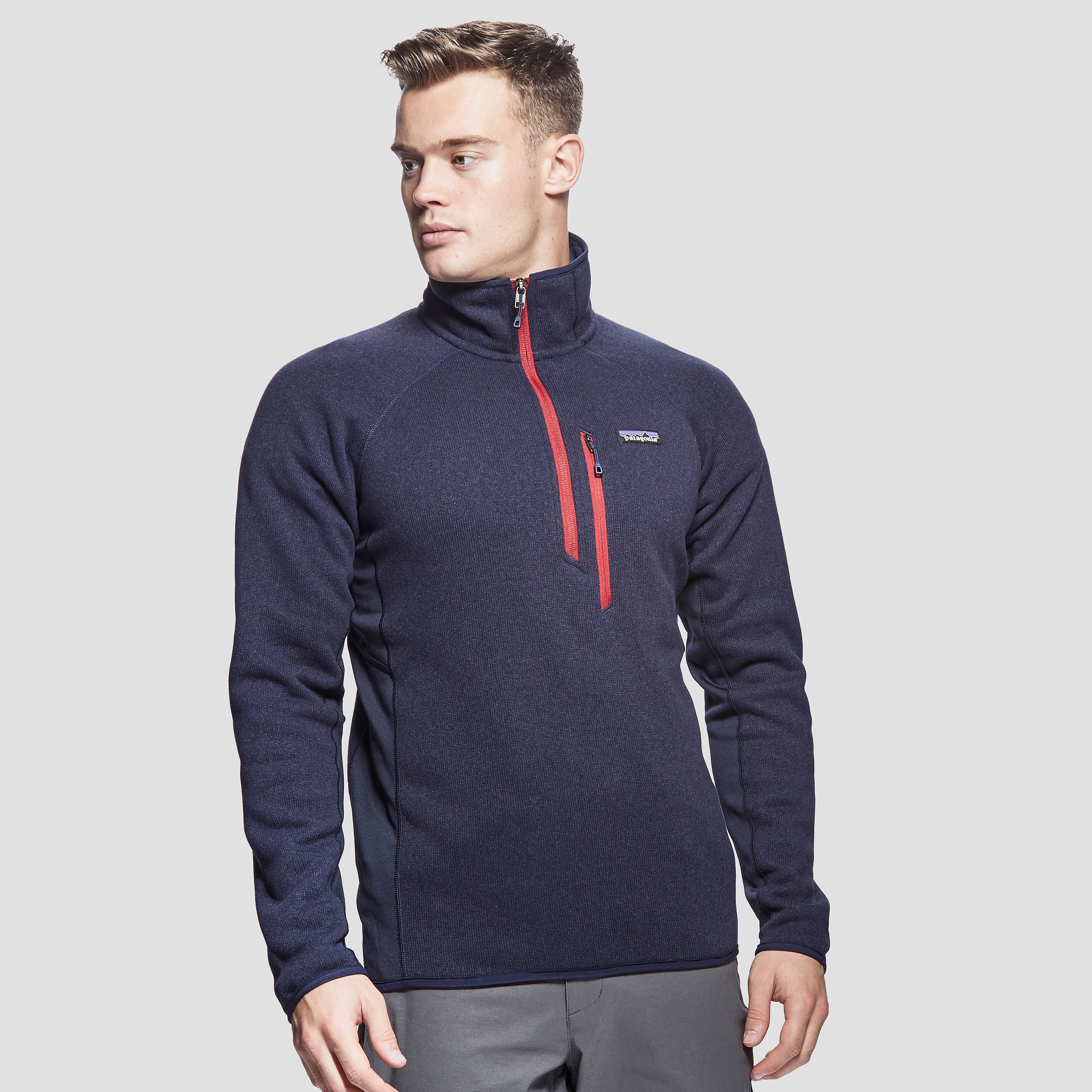 Patagonia Performance Better 1/4 Zip Sweater