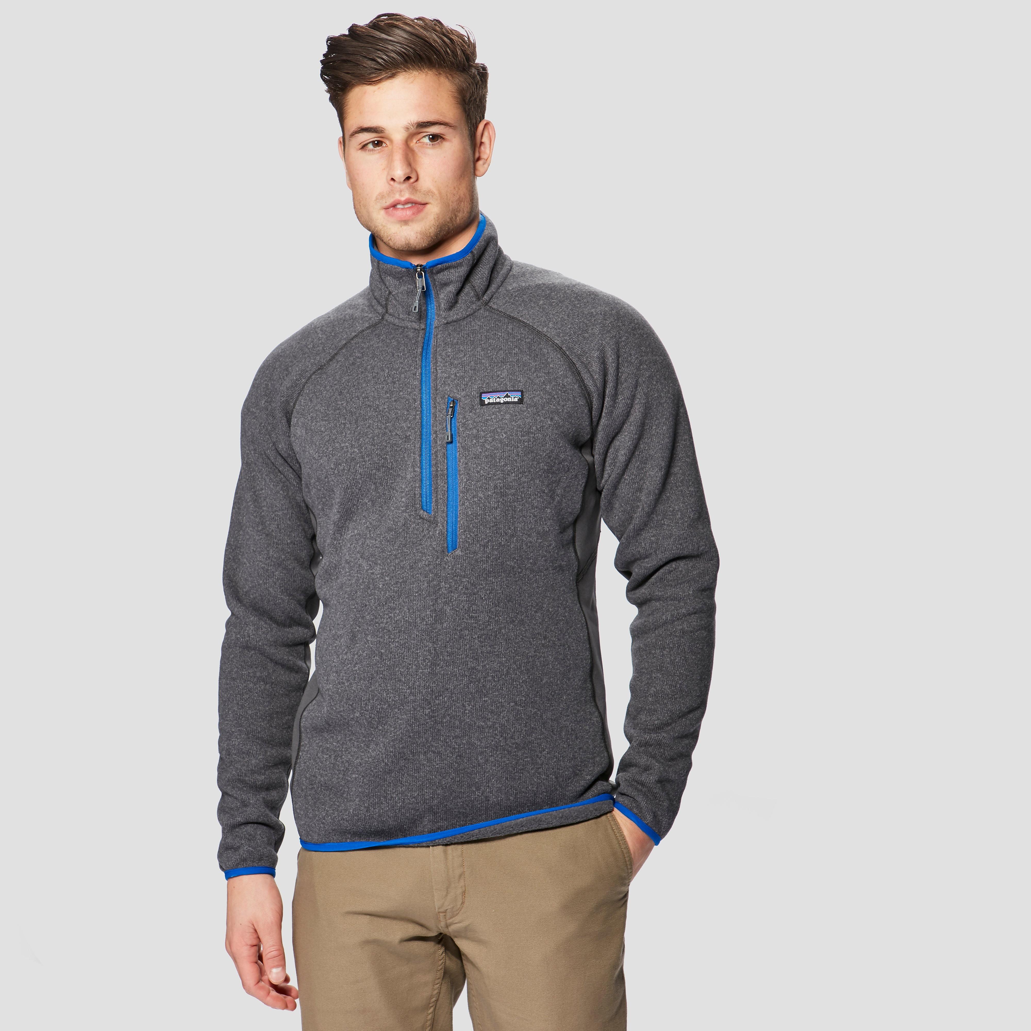Patagonia 1/4 Zip Performance Better Men's Sweater