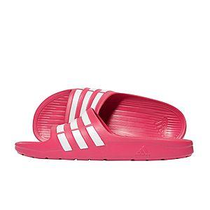 best service 1fdd4 5026e adidas Duramo Junior Slide Sandals ...
