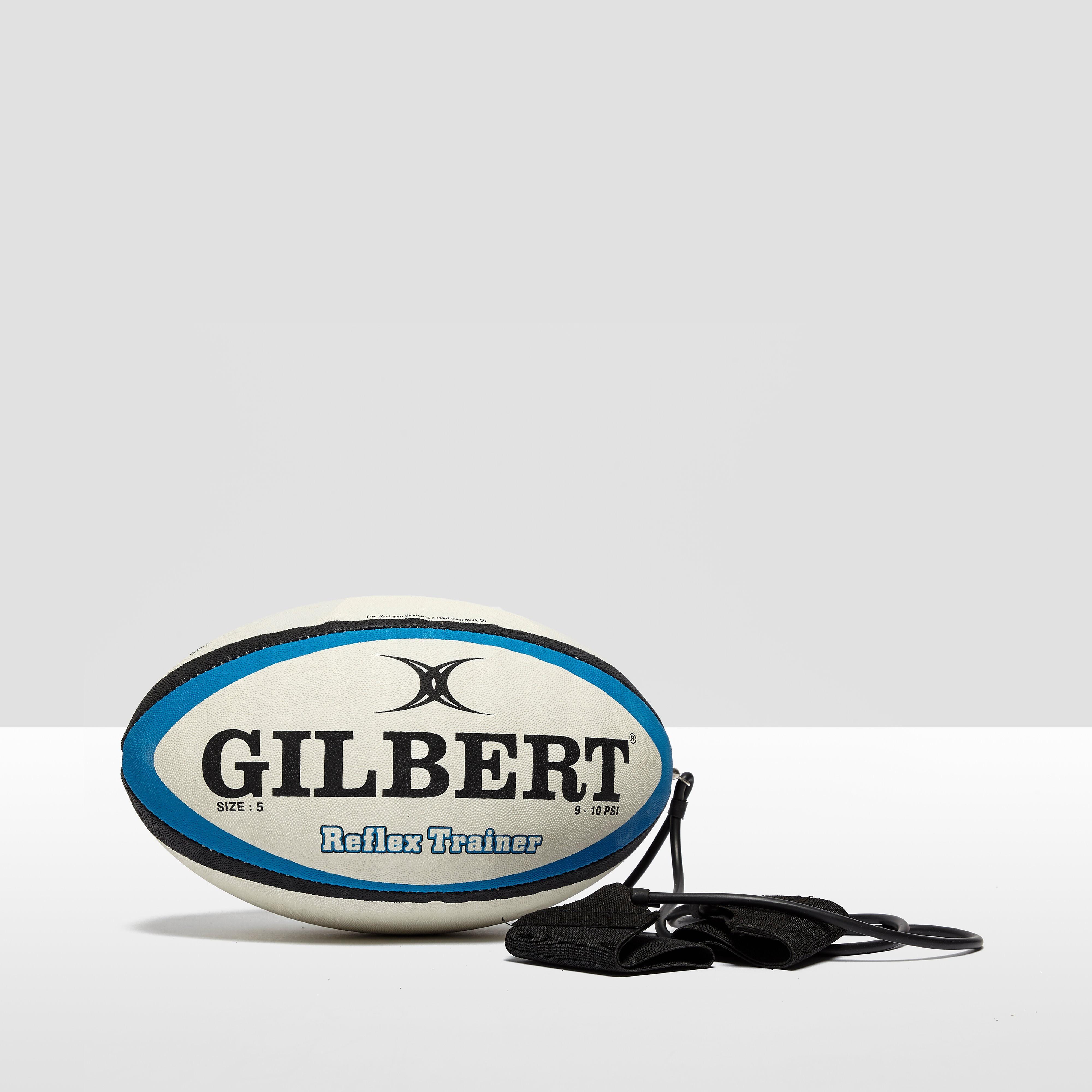 Gilbert Reflex Trainer Rugby Ball