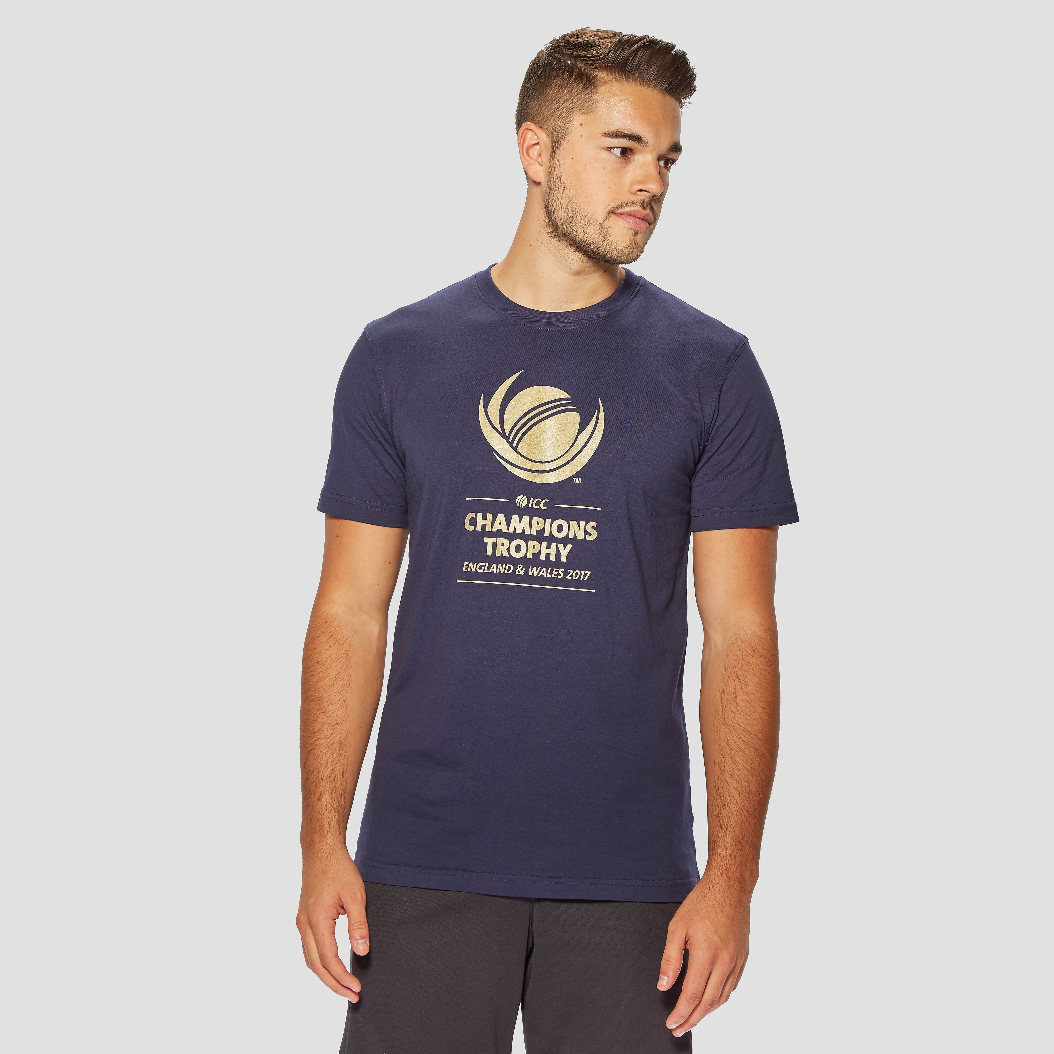 Sportfolio ICC Champions Trophy 2017 Men's Supporter T-Shirt