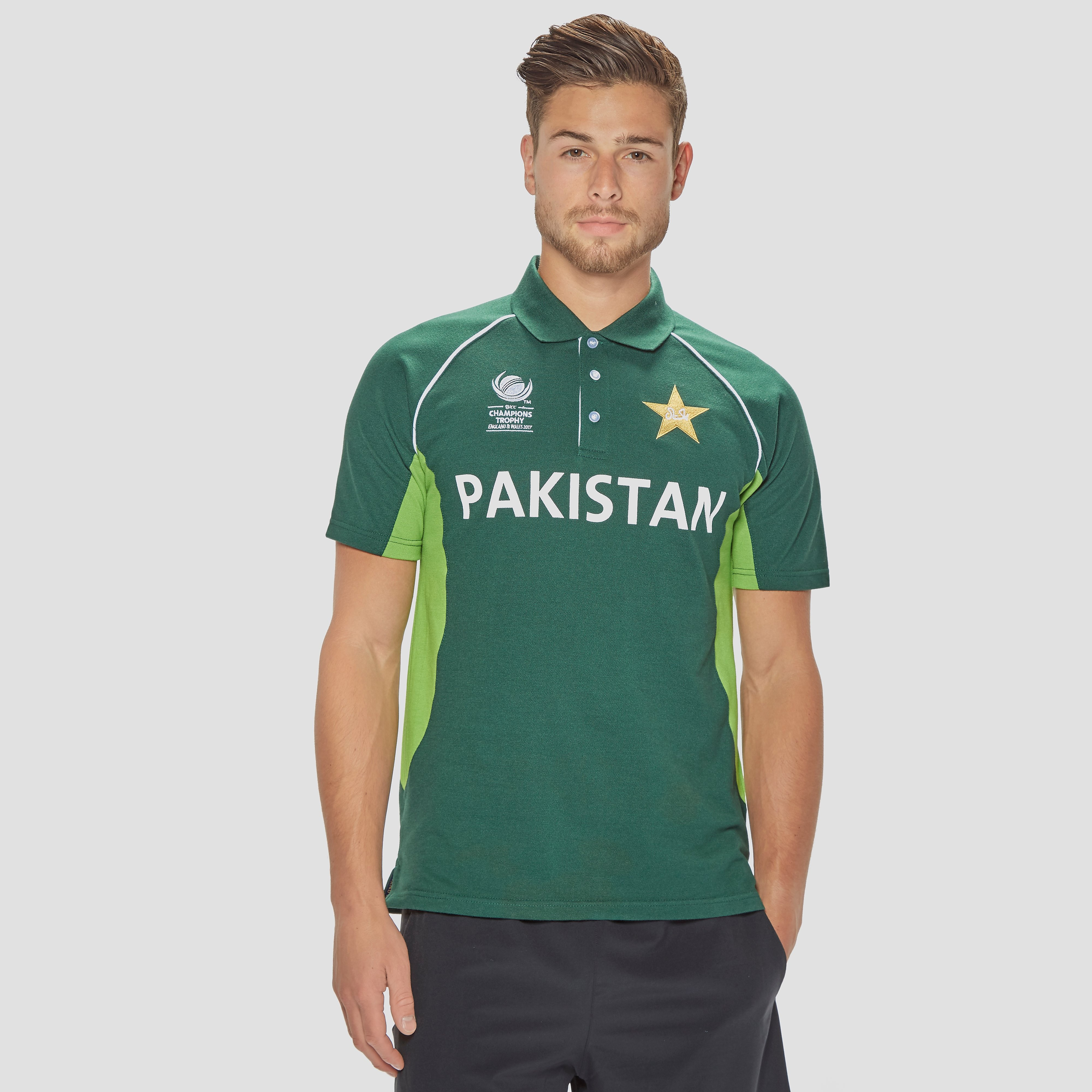 Sportfolio ICC Champions Trophy 2017 Pakistan Men's Cricket Jersey