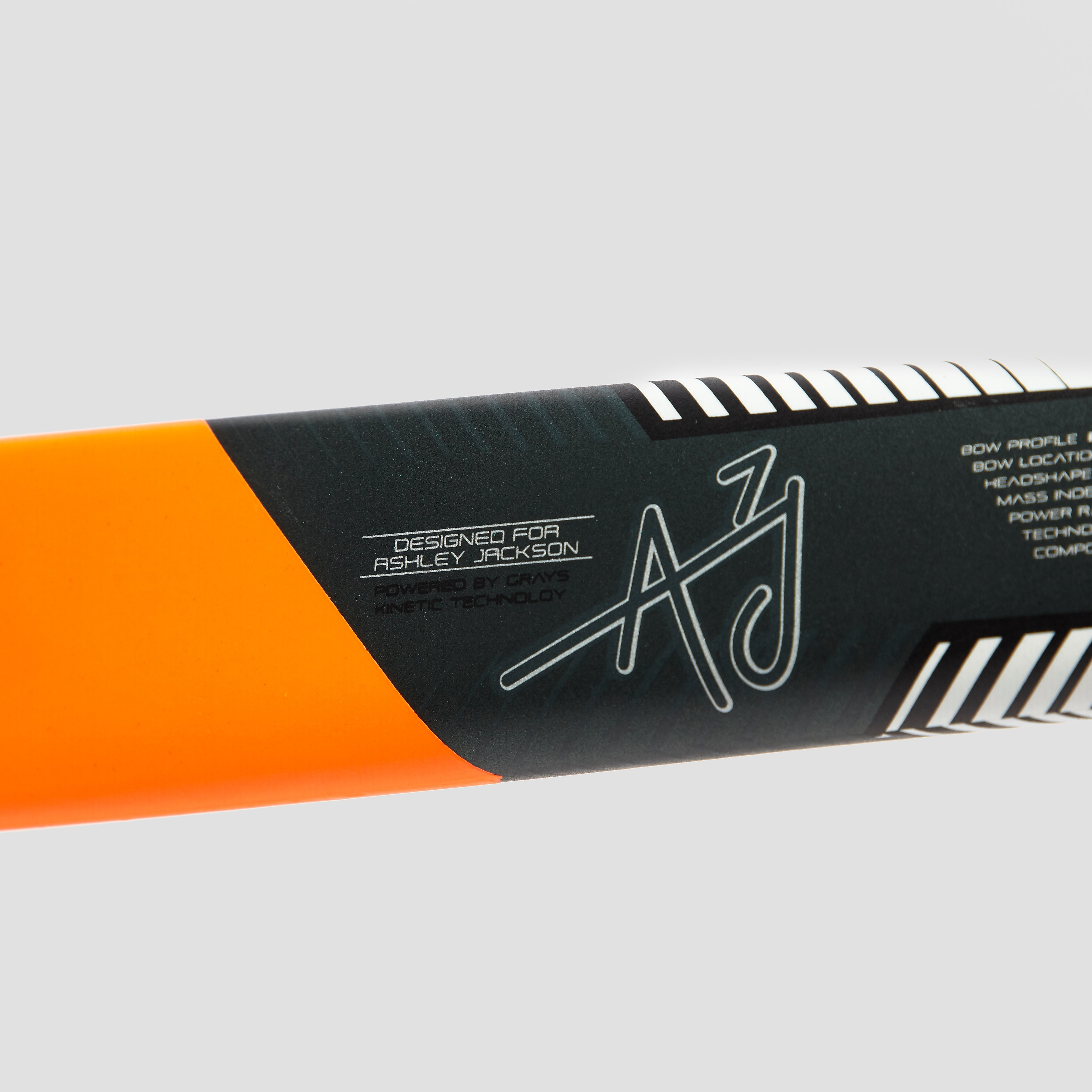 Grays KN AJ7 Jumbow Composite Hockey Stick