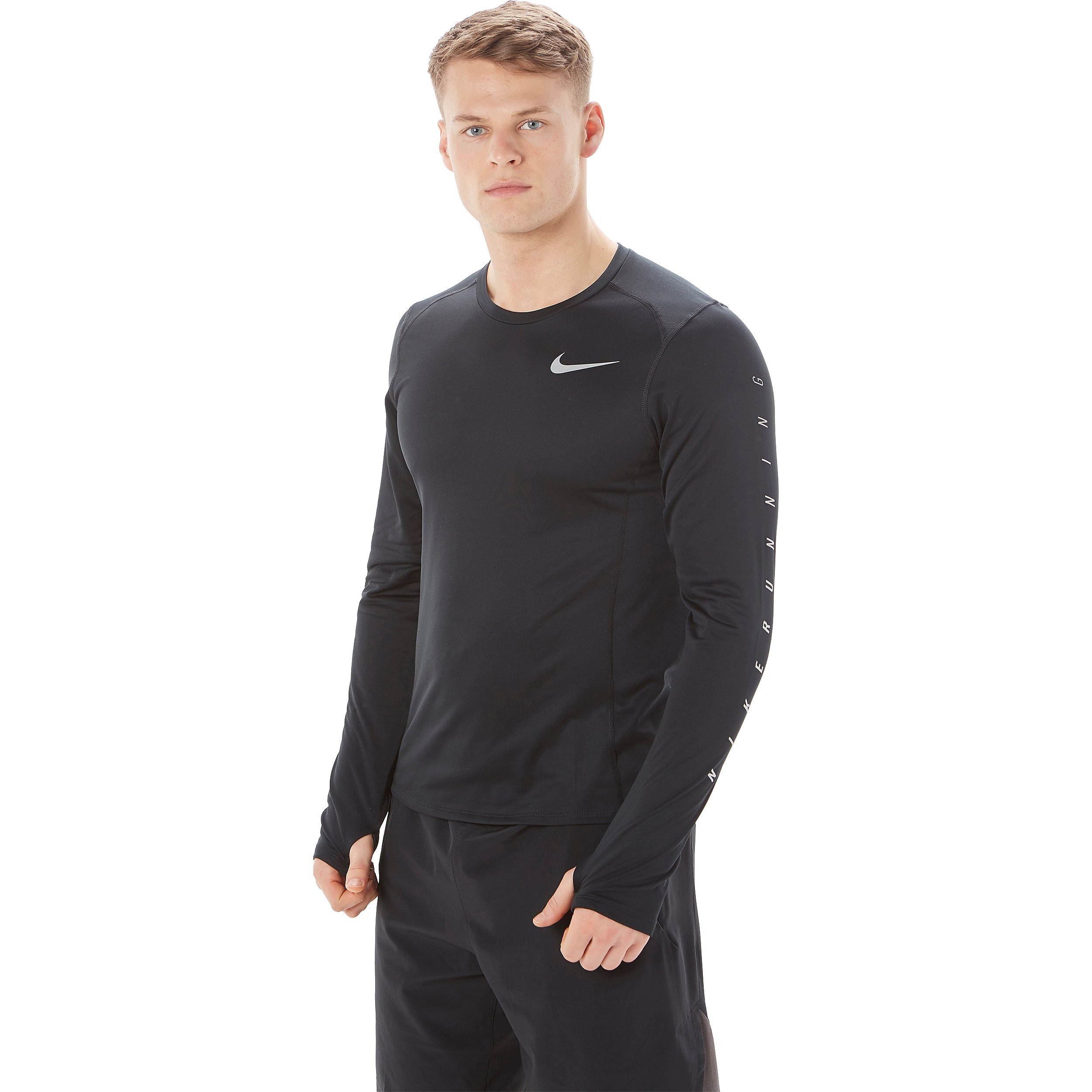 Nike Miler Flash Men's Running Top