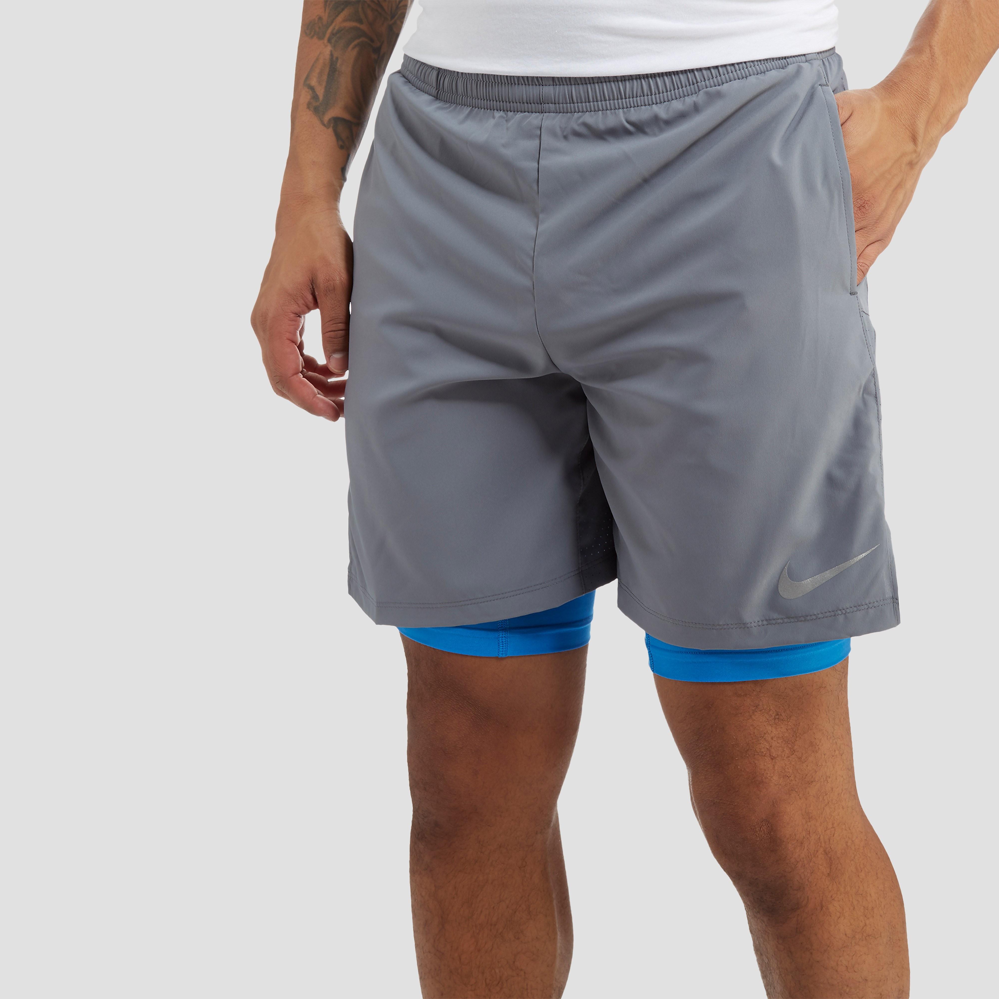 Nike Challenger 2 in 1 Men's Shorts