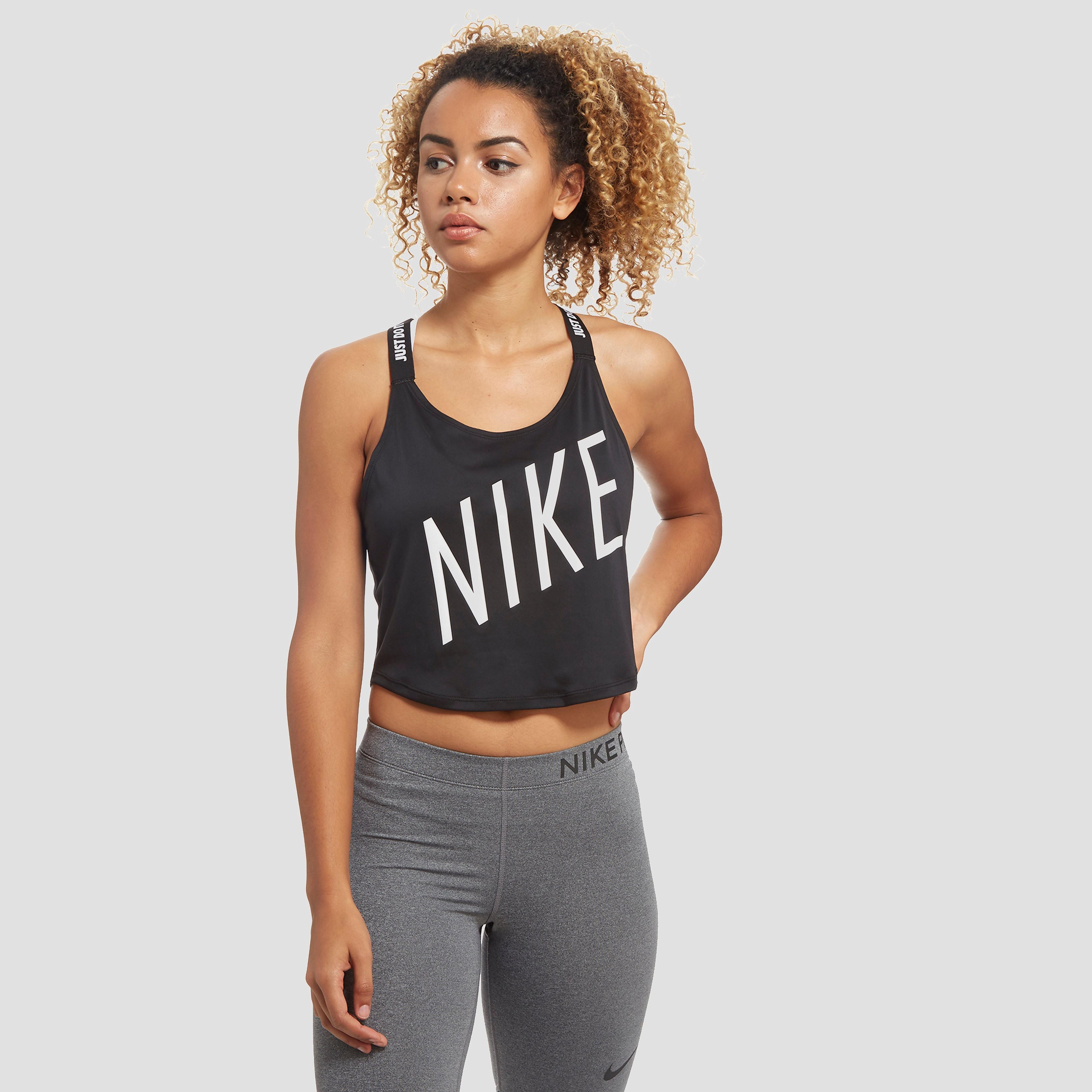 Nike Elastika Crop Women's Tank Top