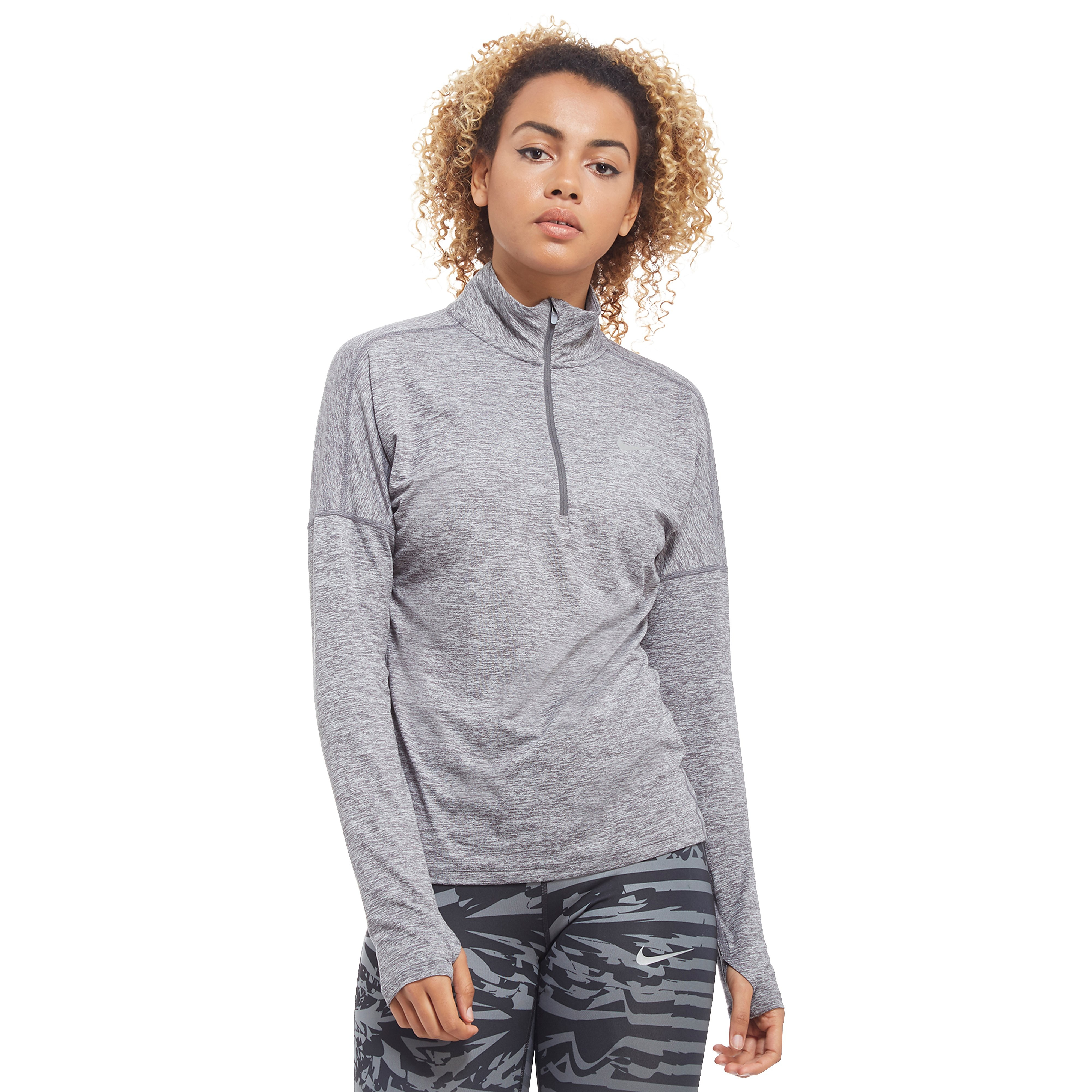 Nike Element Half Zip Women's Running Top