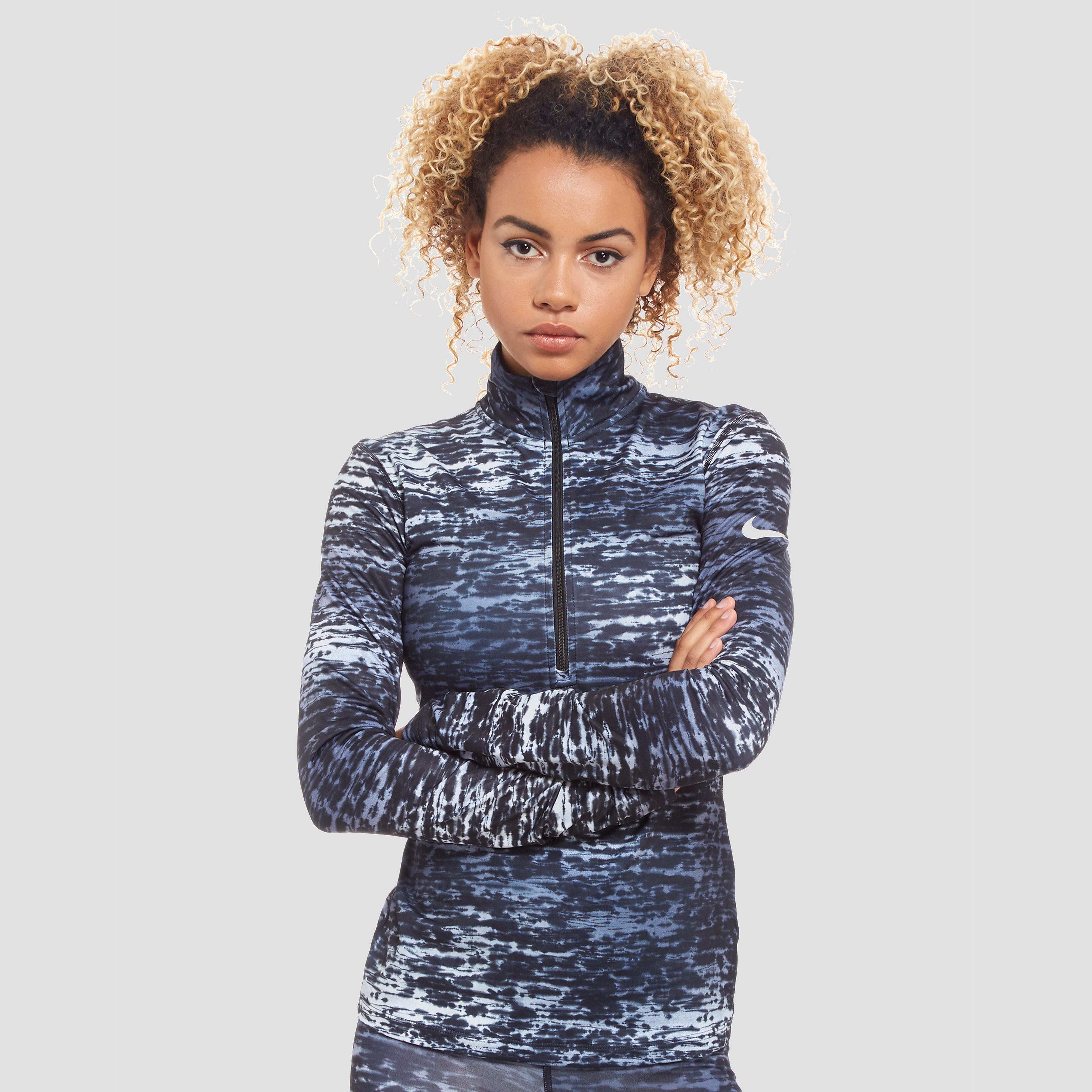 Nike Ink Stripe 1/2 Zip Women's Track Top