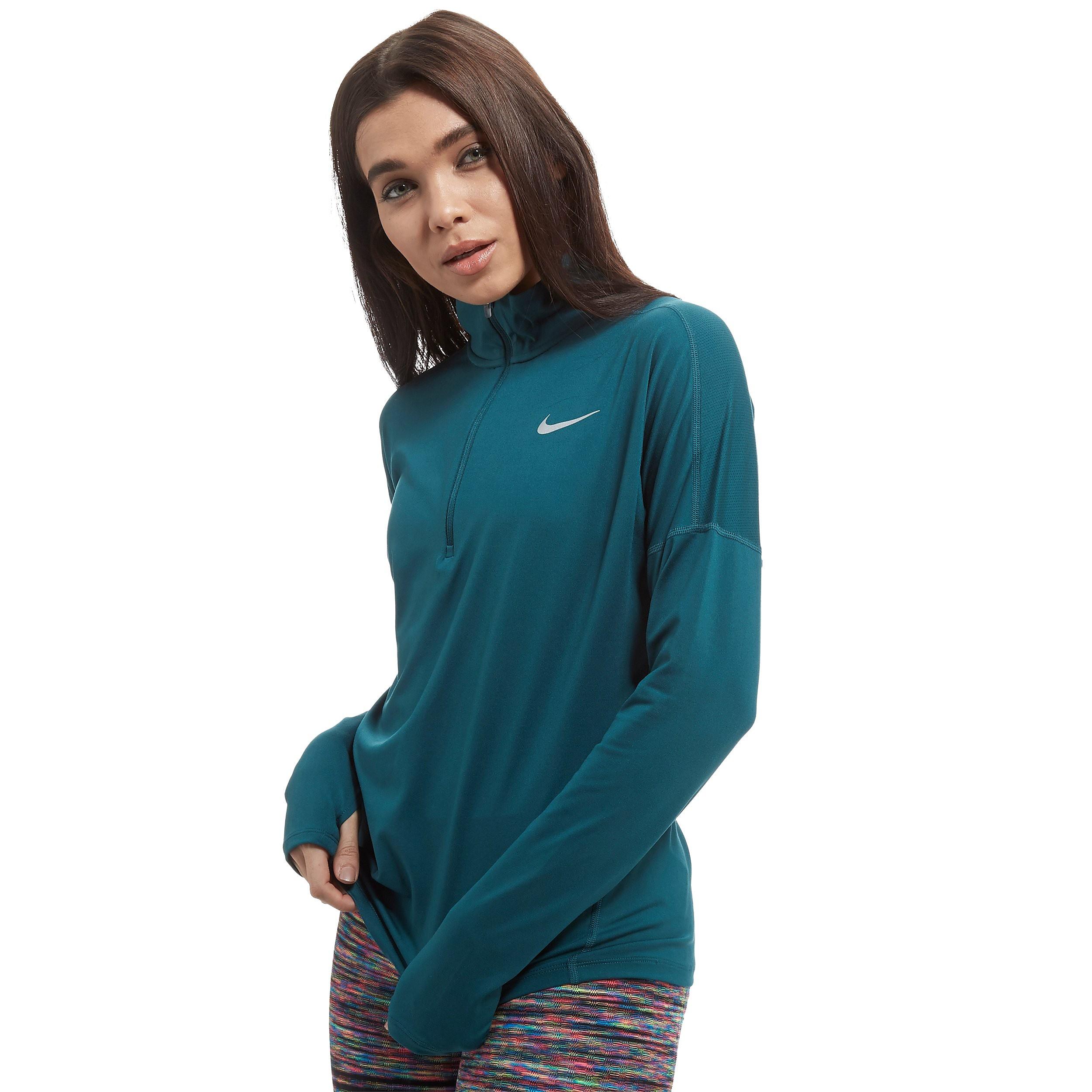 Nike Element 1/2 Zip Women's Top