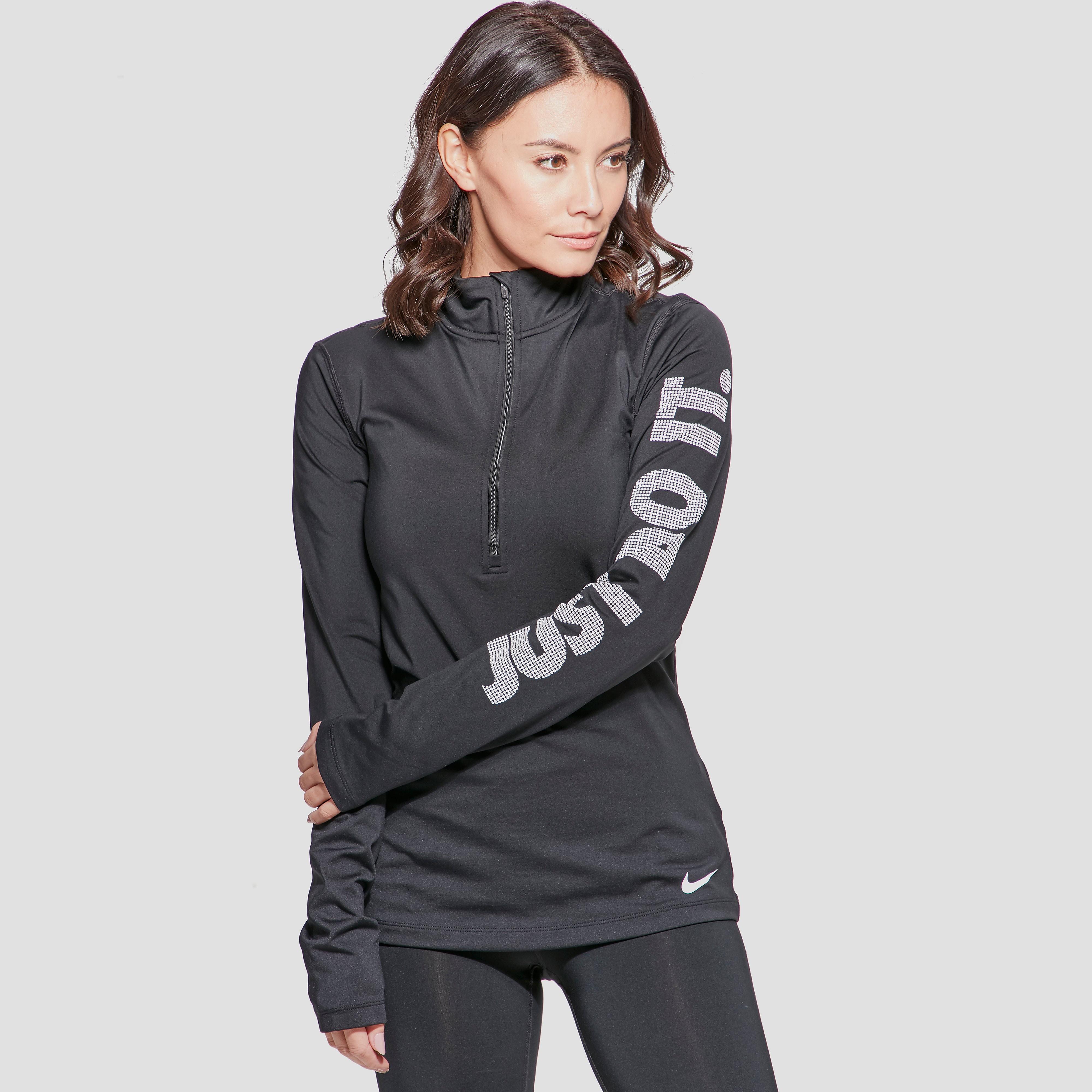 Nike Pro Warm Women's Half Zip Top