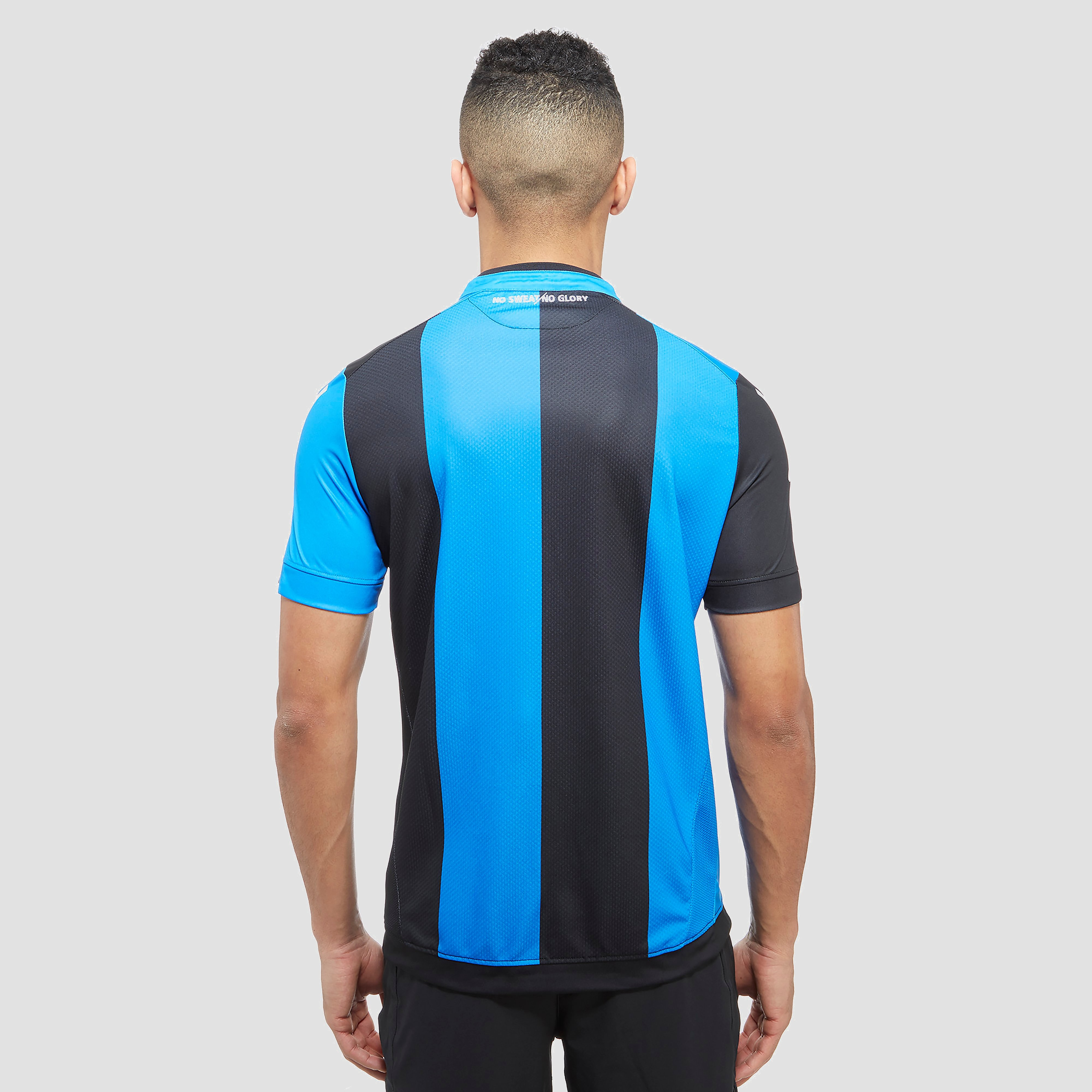 Macron Club Brugge Men's Home Shirt 2017/18