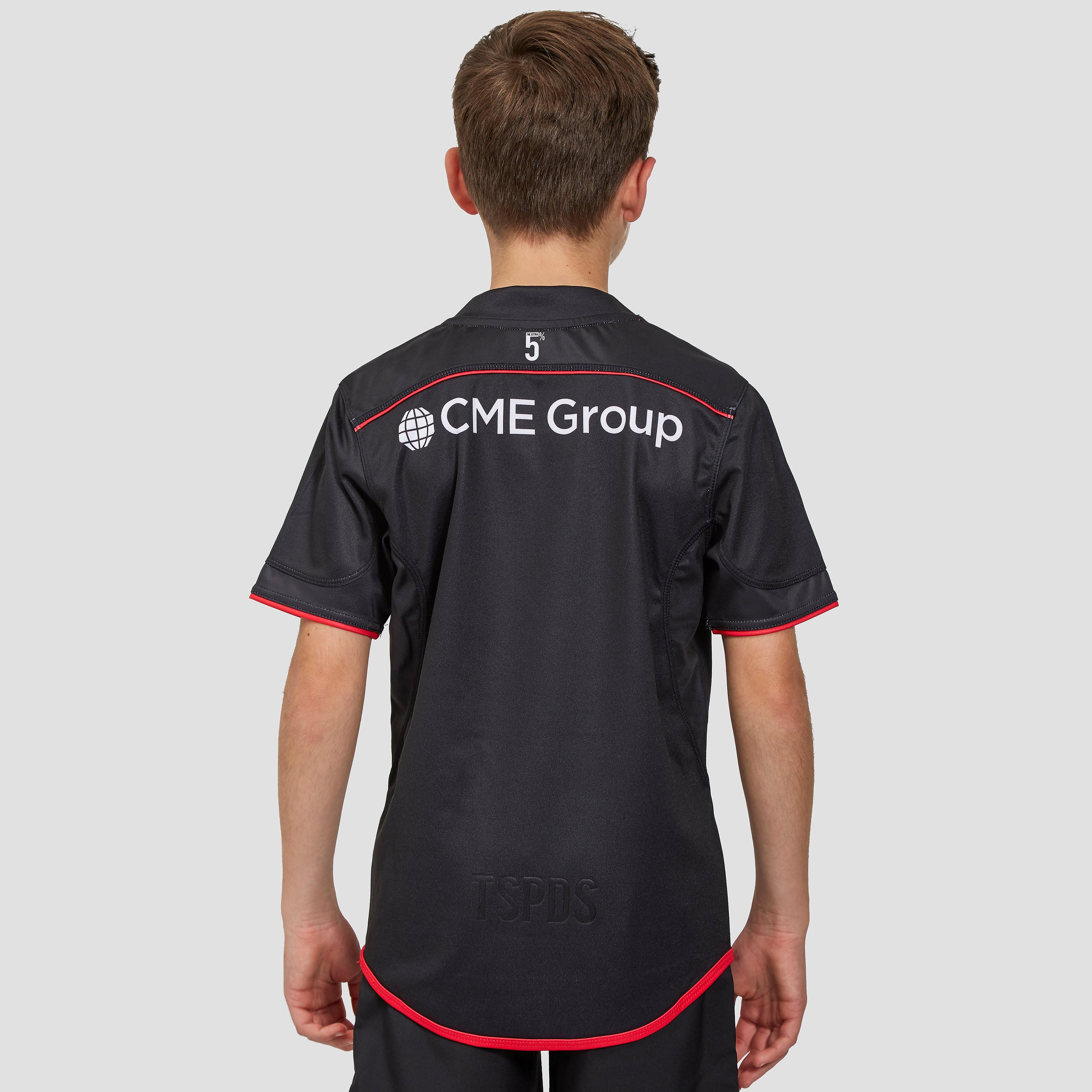 BLK Sport Saracens Replica Home Junior's Jersey