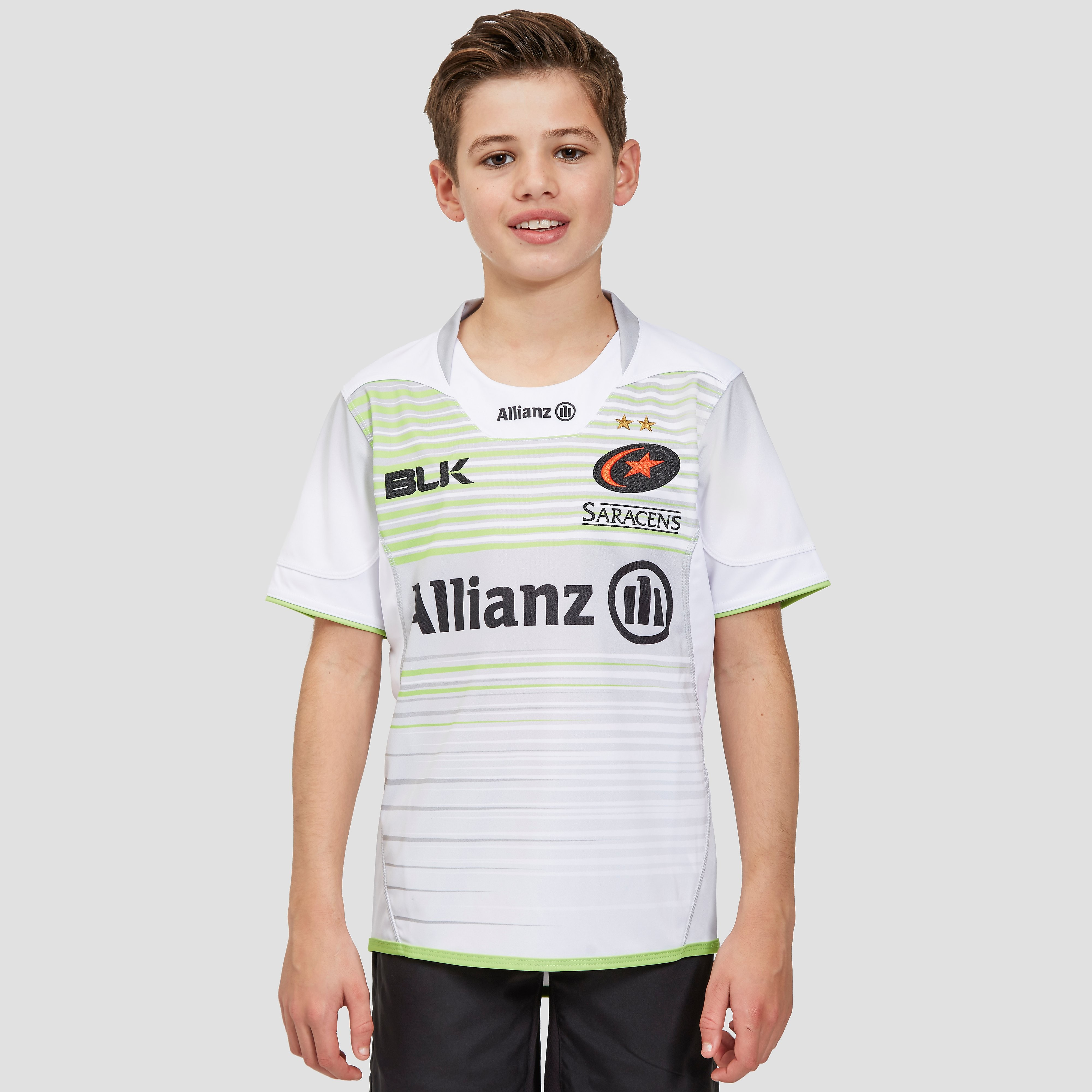 BLK Sport Saracens Replica Away Junior's Jersey