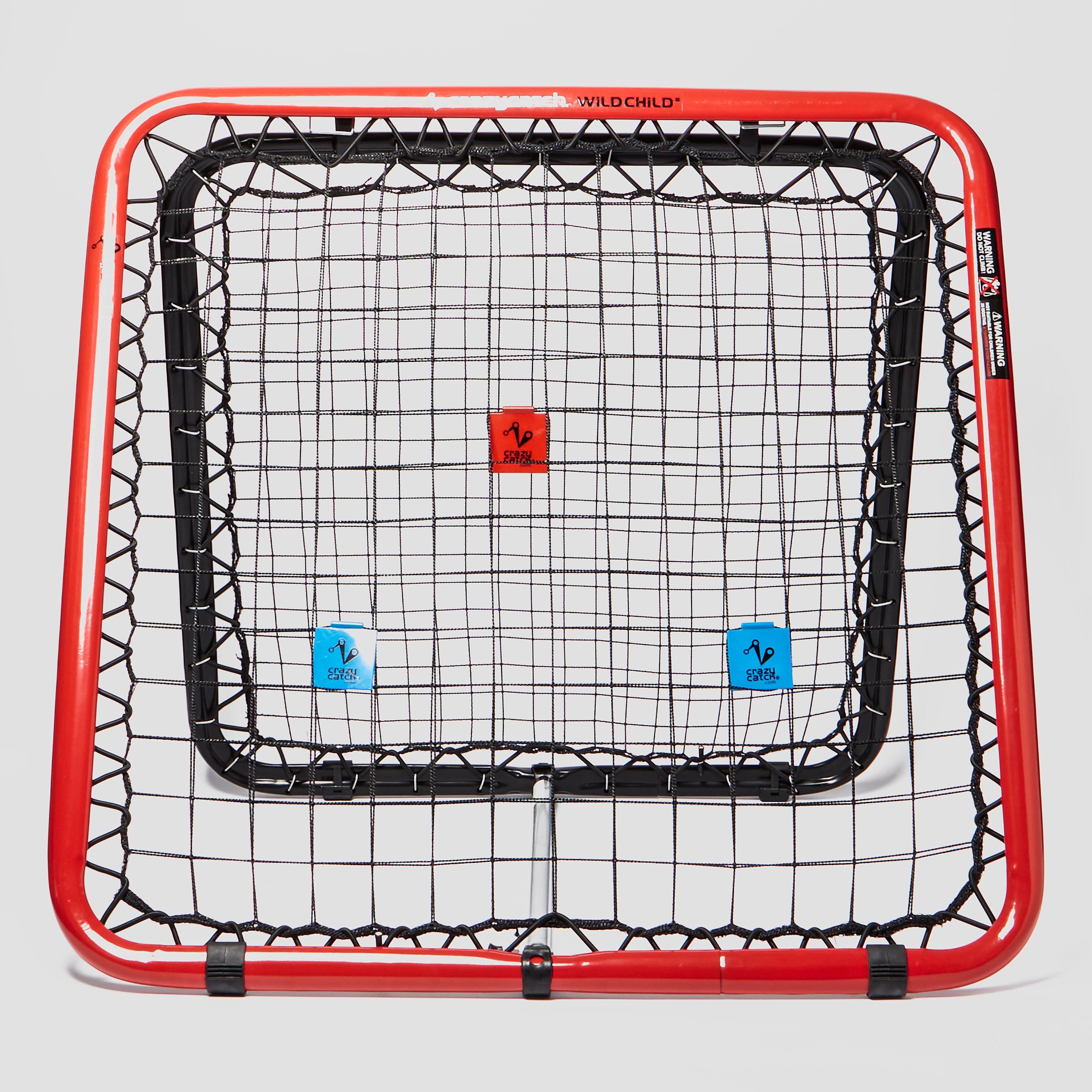 Crazy Catch Wild Child Classic Rebound Net - Red, Red