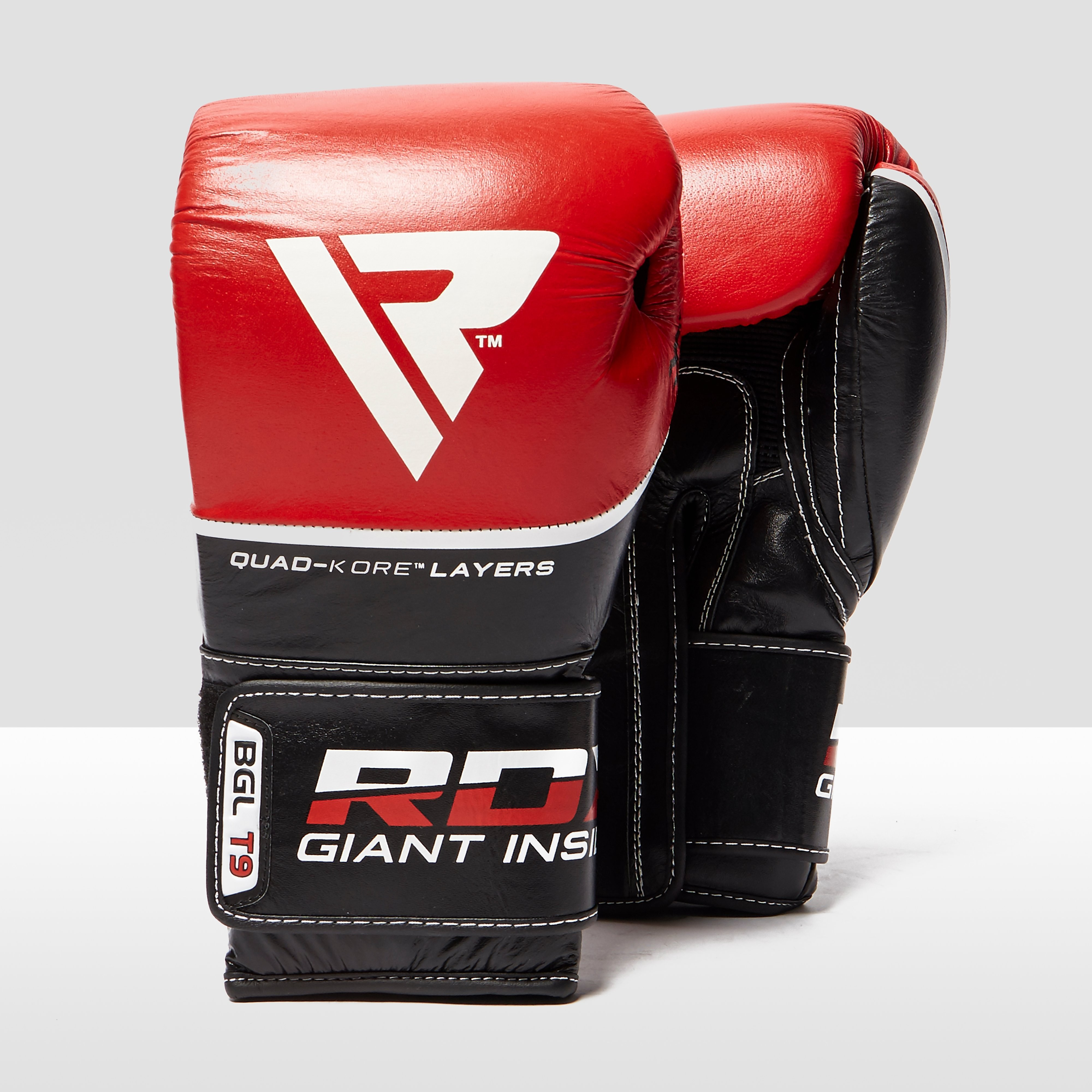 RDX INC Quad-Kore Leather Training Gloves