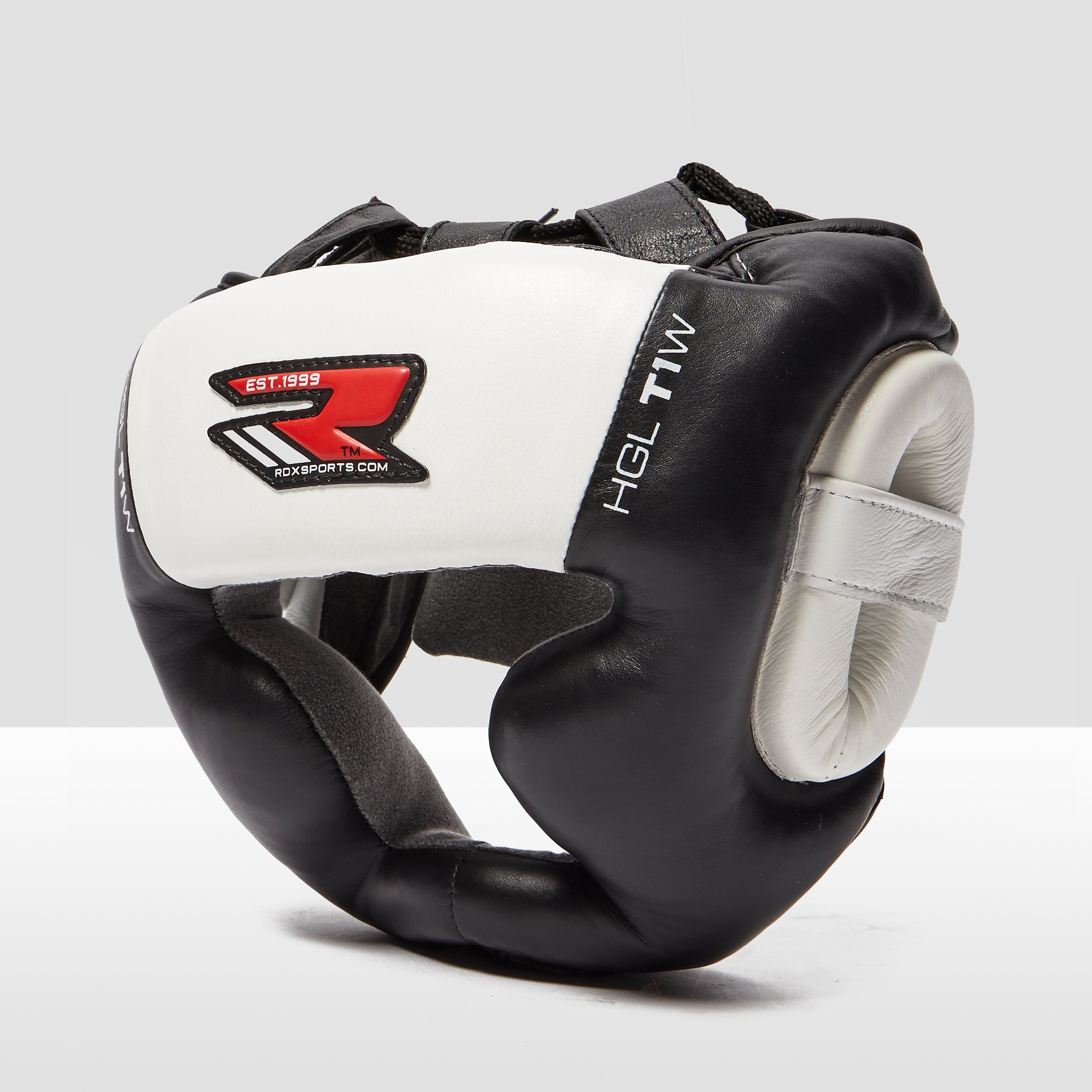 Rdx inc Zero Impact Leather Adult Head Guard