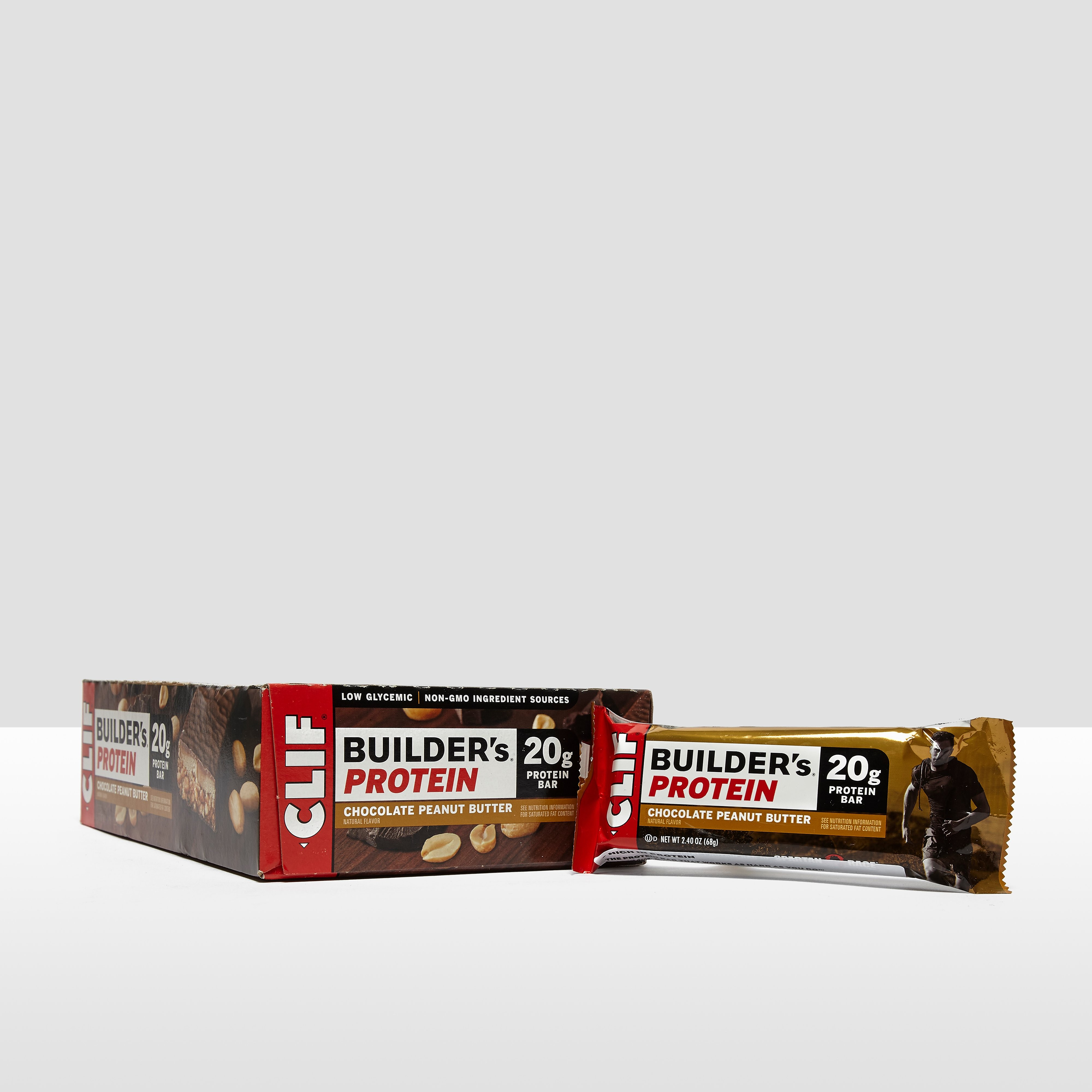 Unnu Builder's Protein Bar (12 Pack) - Chocolate Peanut Butter
